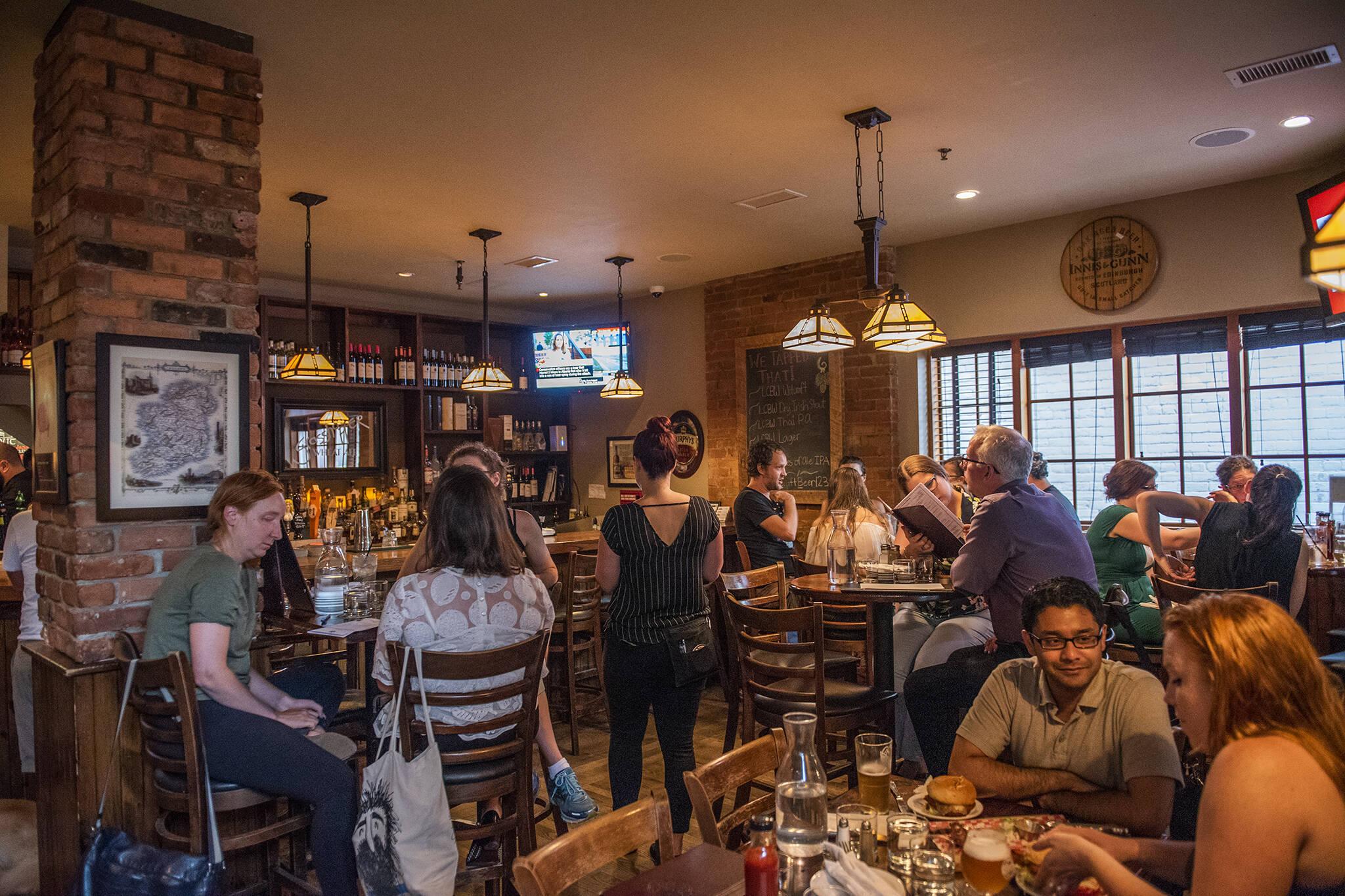 irish pubs toronto