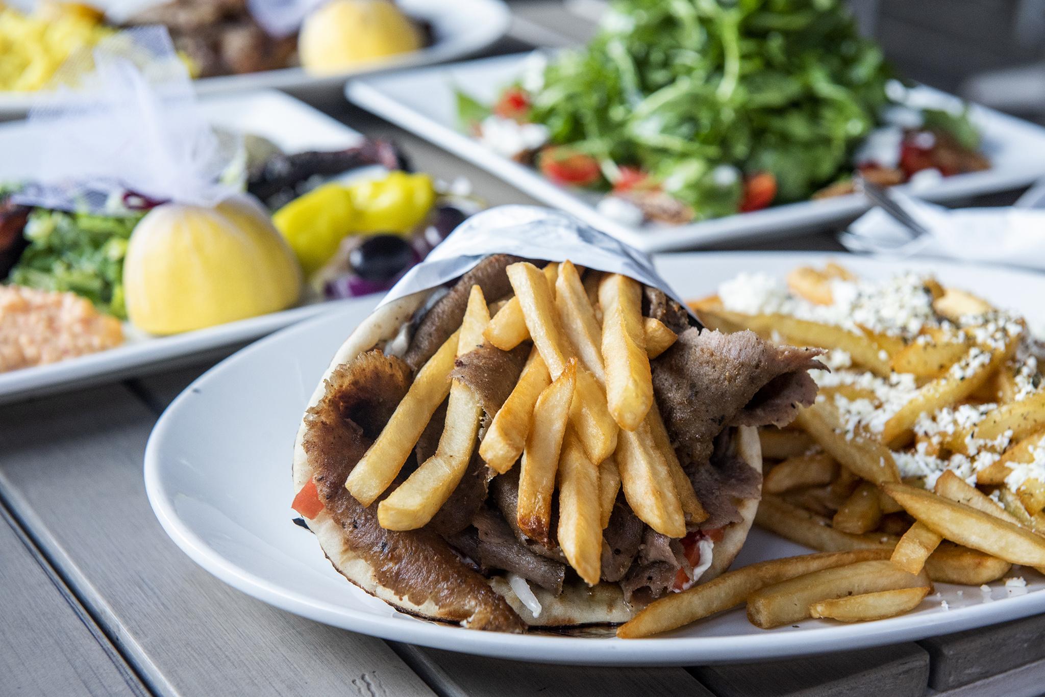 The Best Greek Restaurants In Toronto