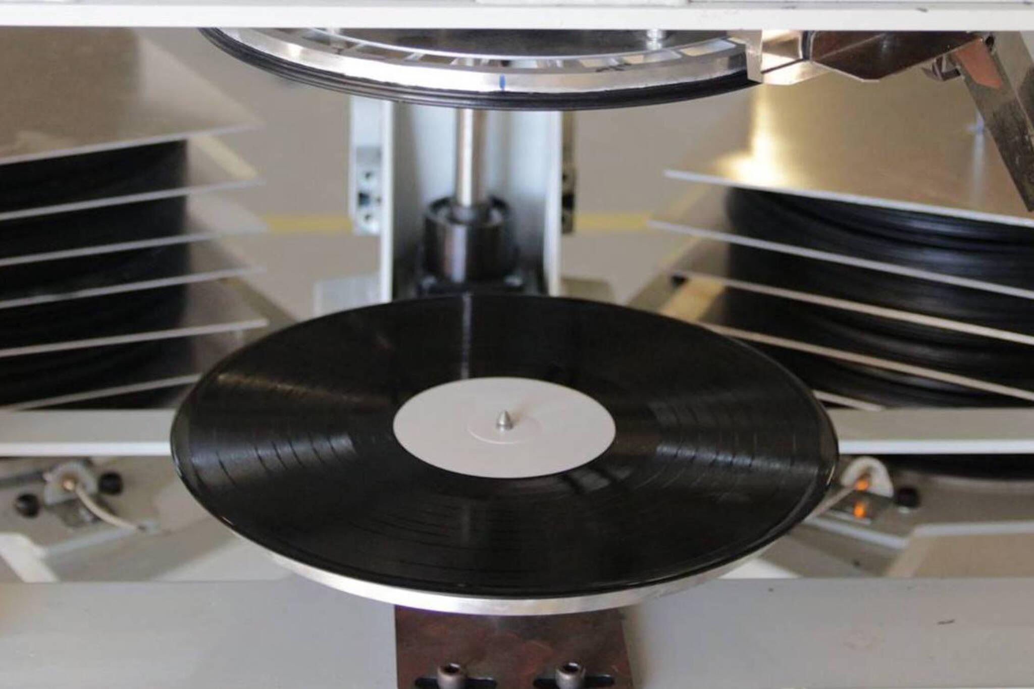 Vinyl Pressing Experience