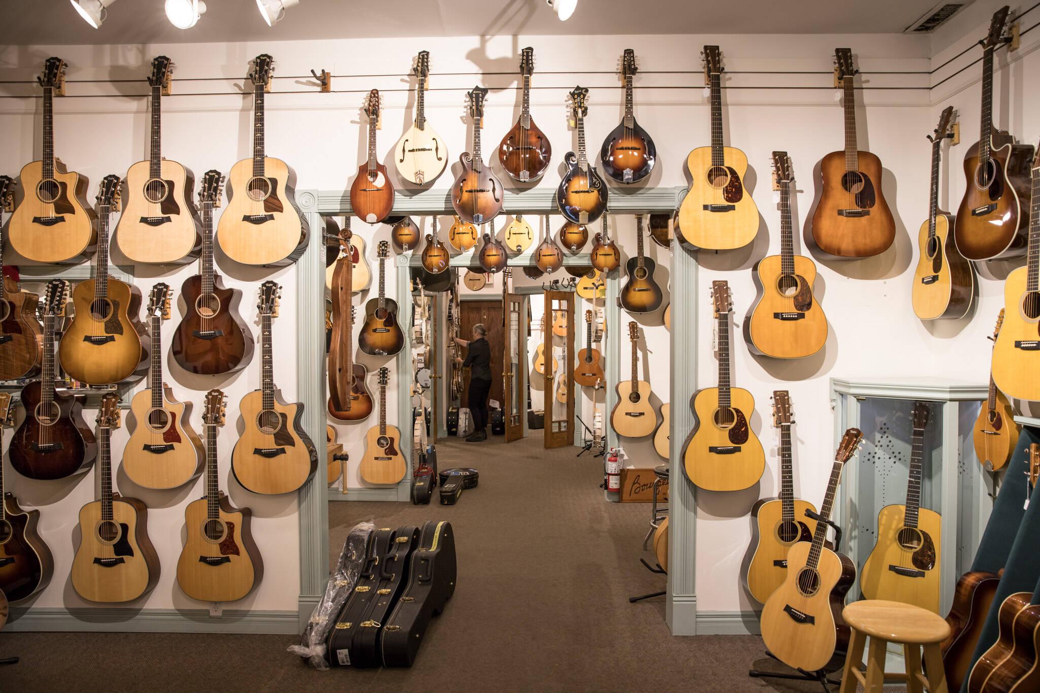 musical instruments toronto