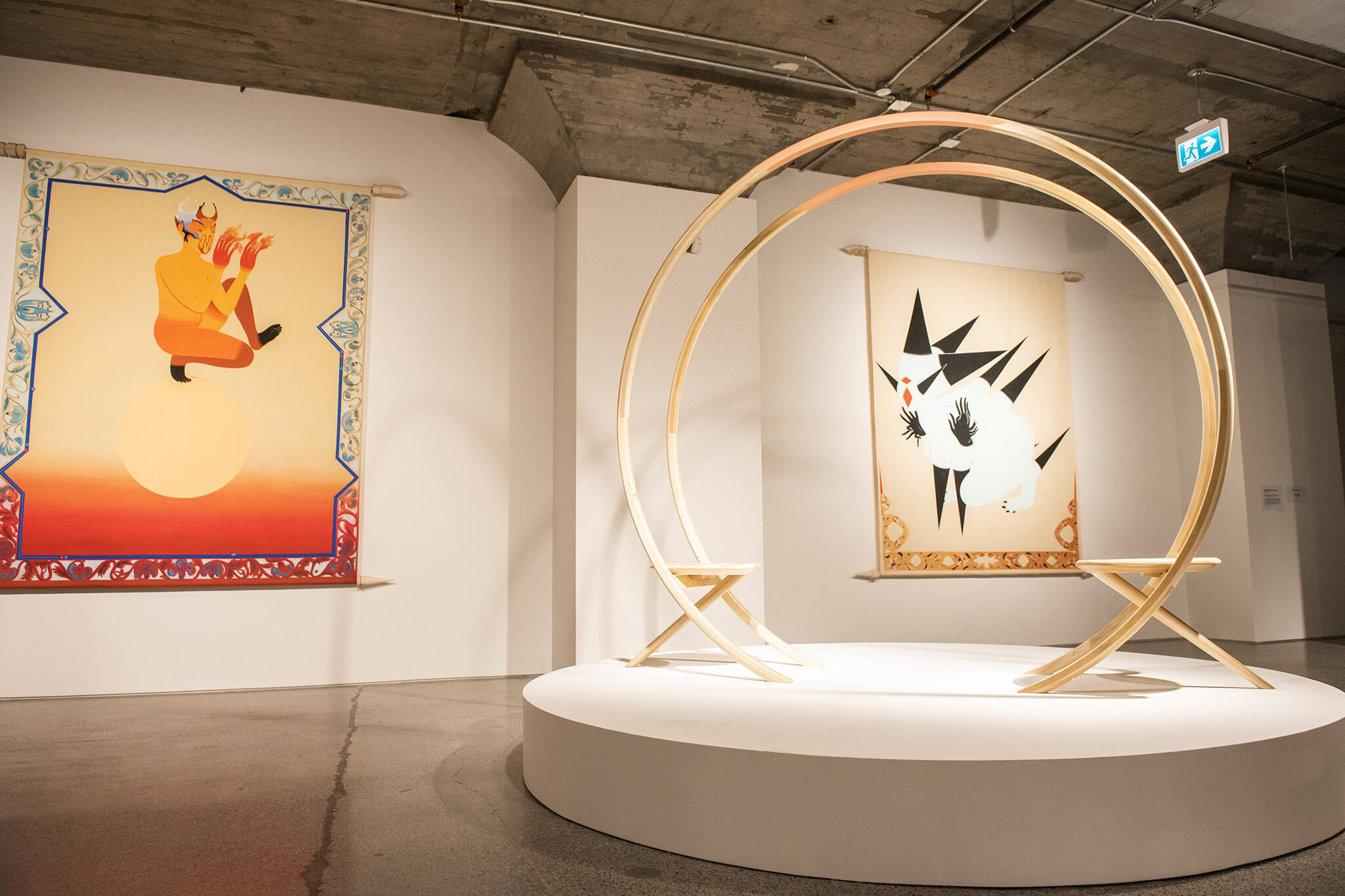 contemporary art galleries toronto