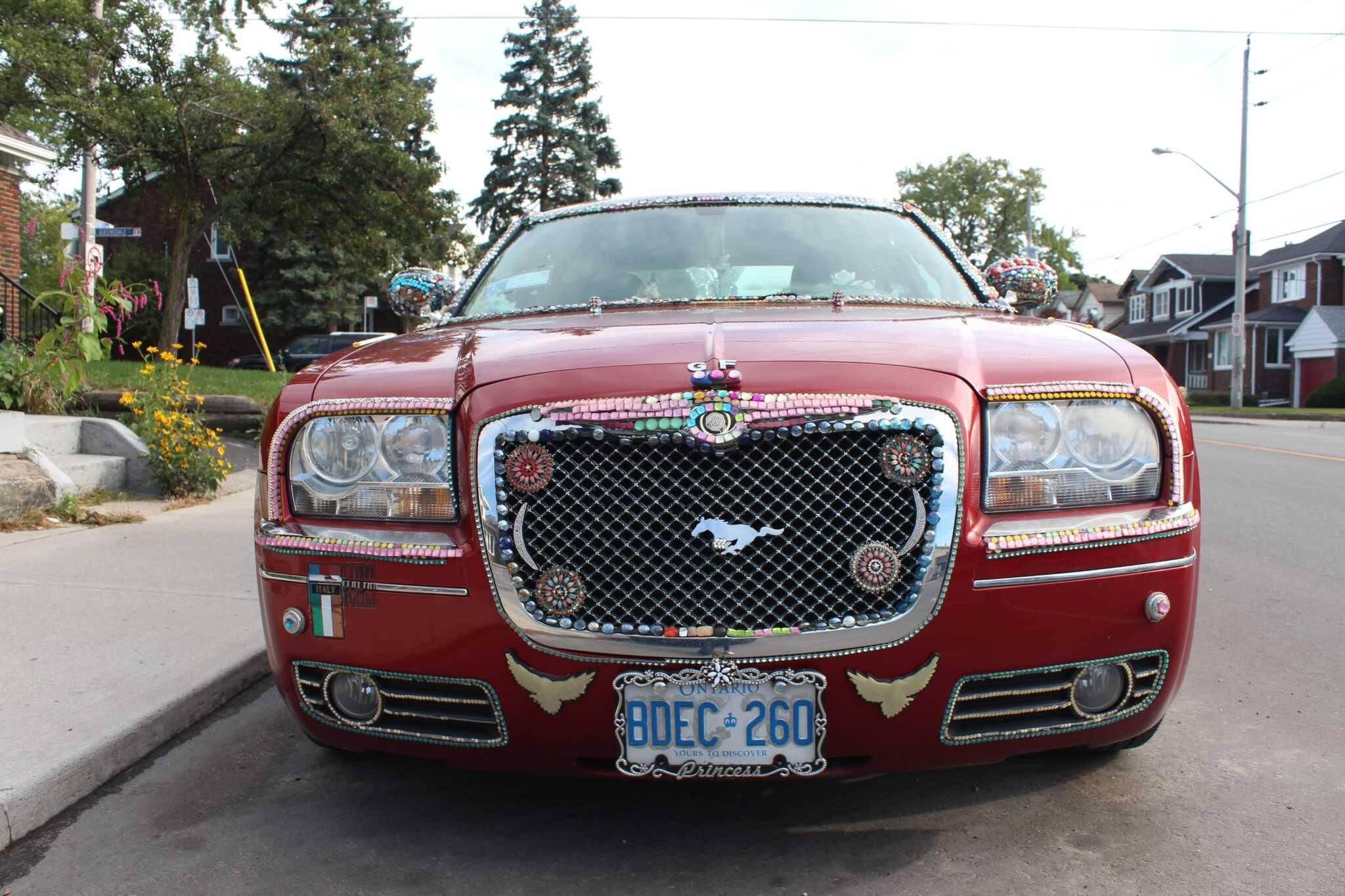 glitter car toronto