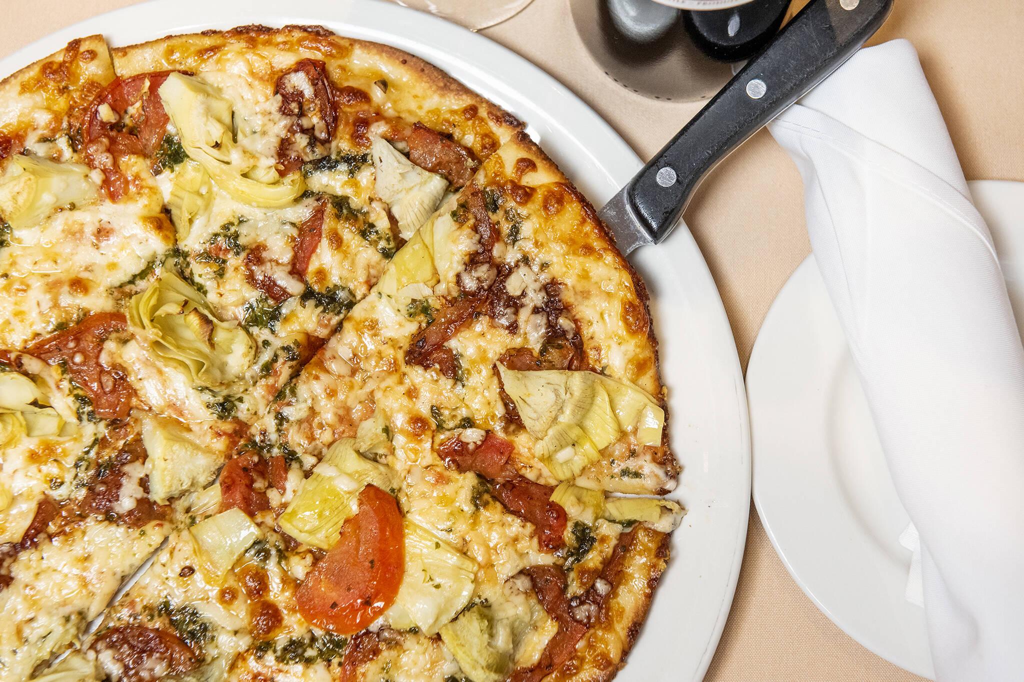 toronto vesuvio pizza