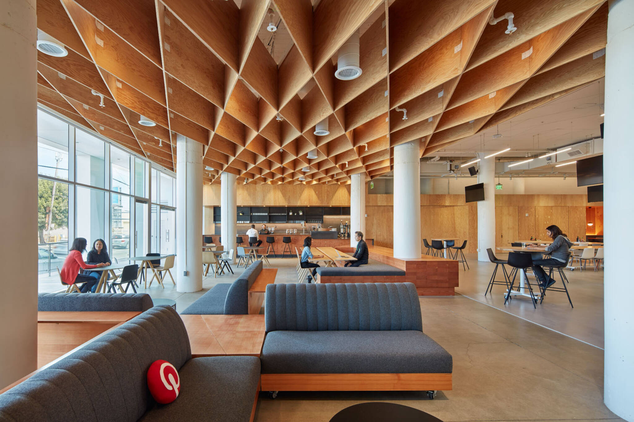 Pinterest office Toronto