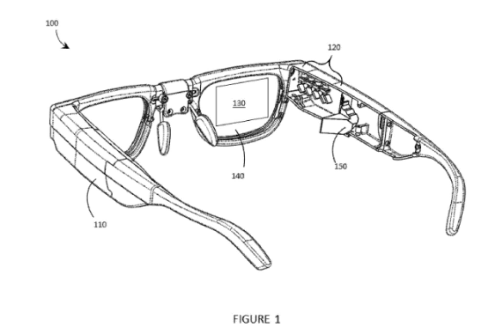 north holographic smart glasses