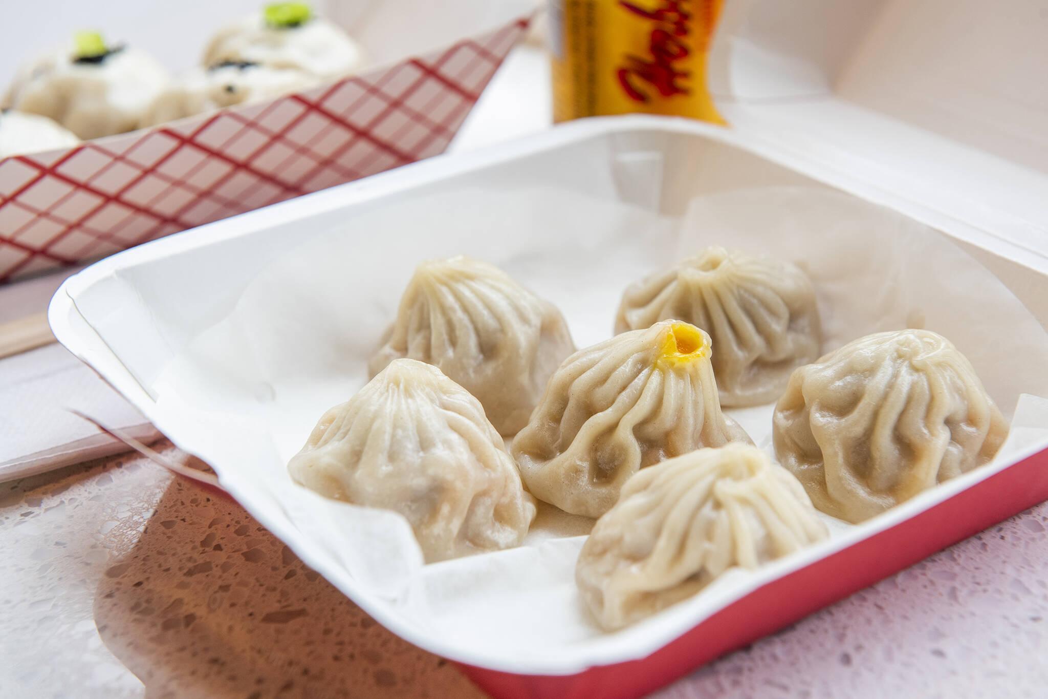 soup dumplings toronto