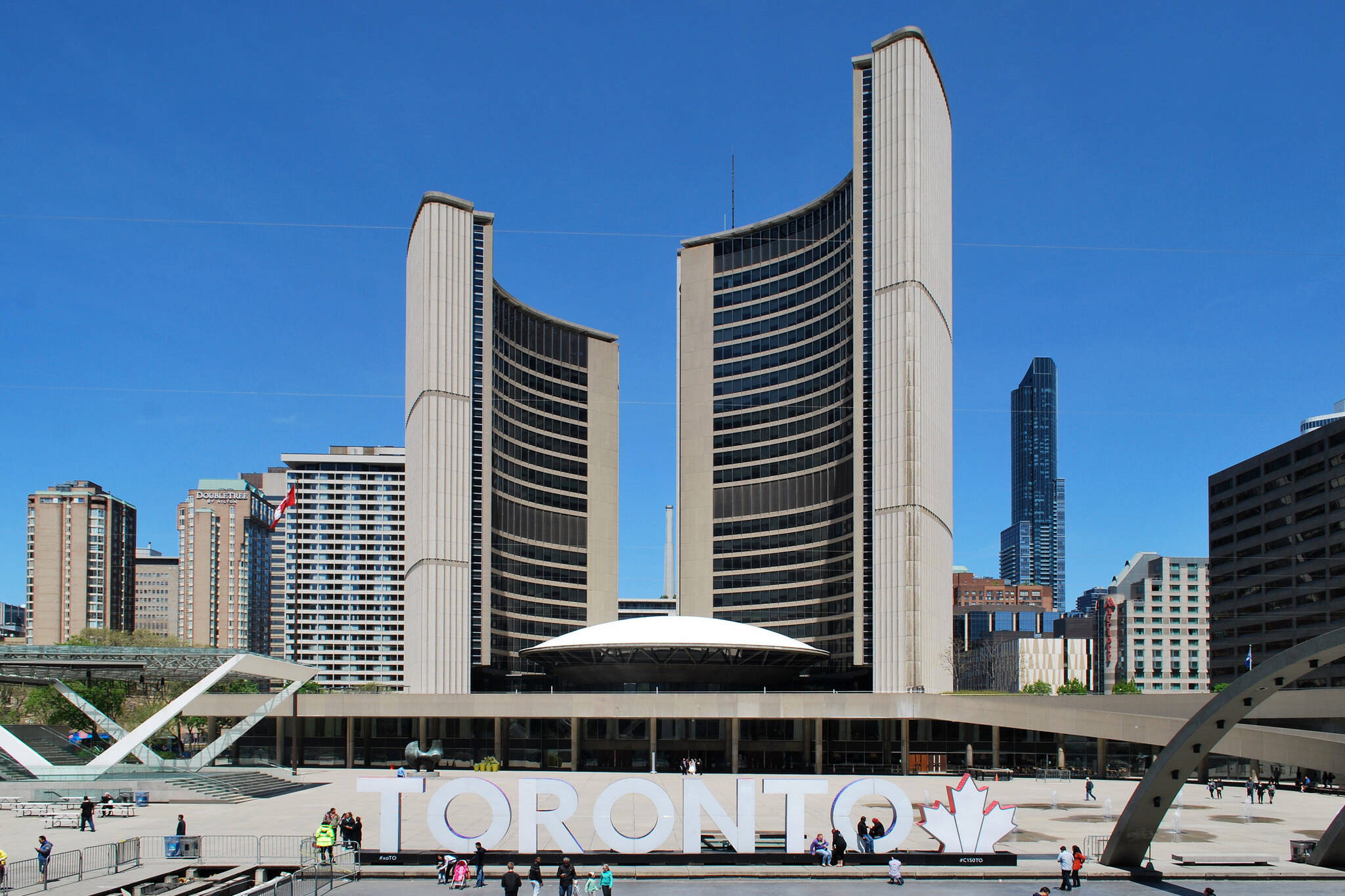 advance voting toronto 2018