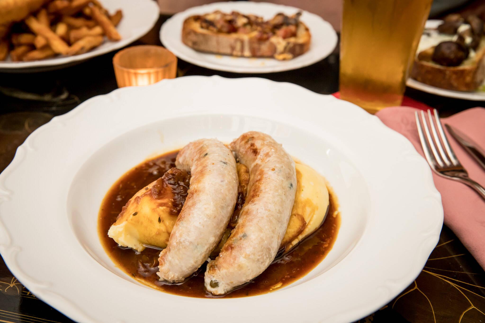sausage toronto