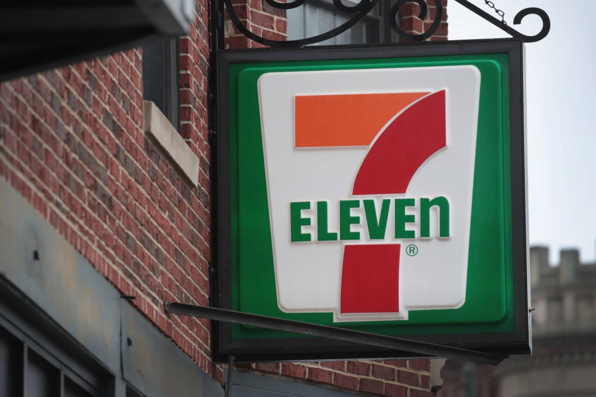7 eleven toronto