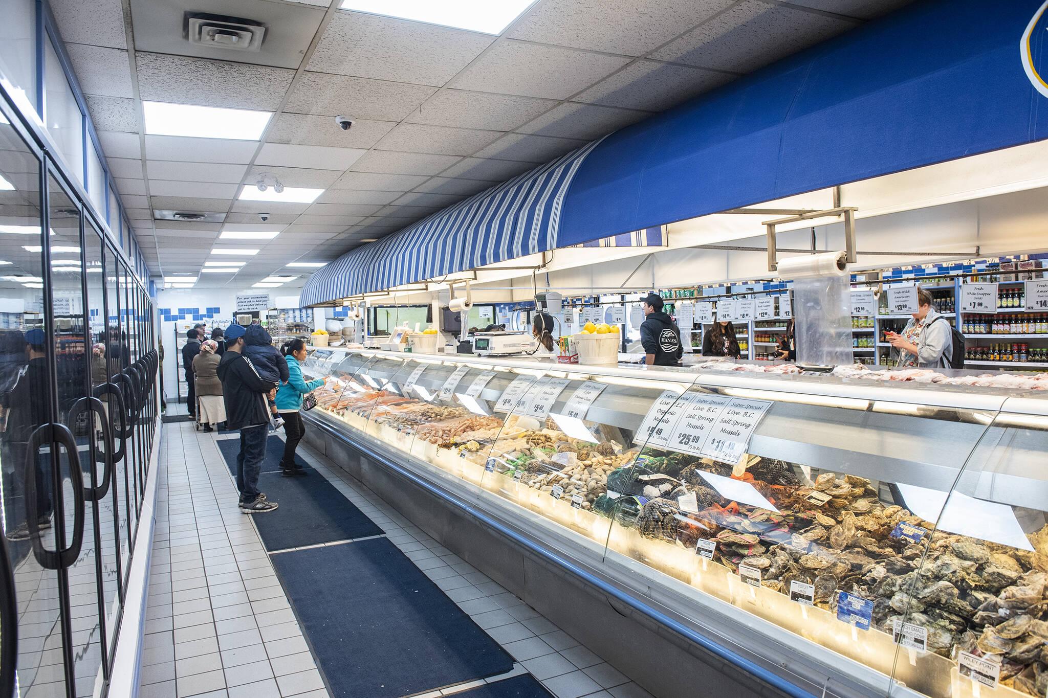 Fish Monger Toronto