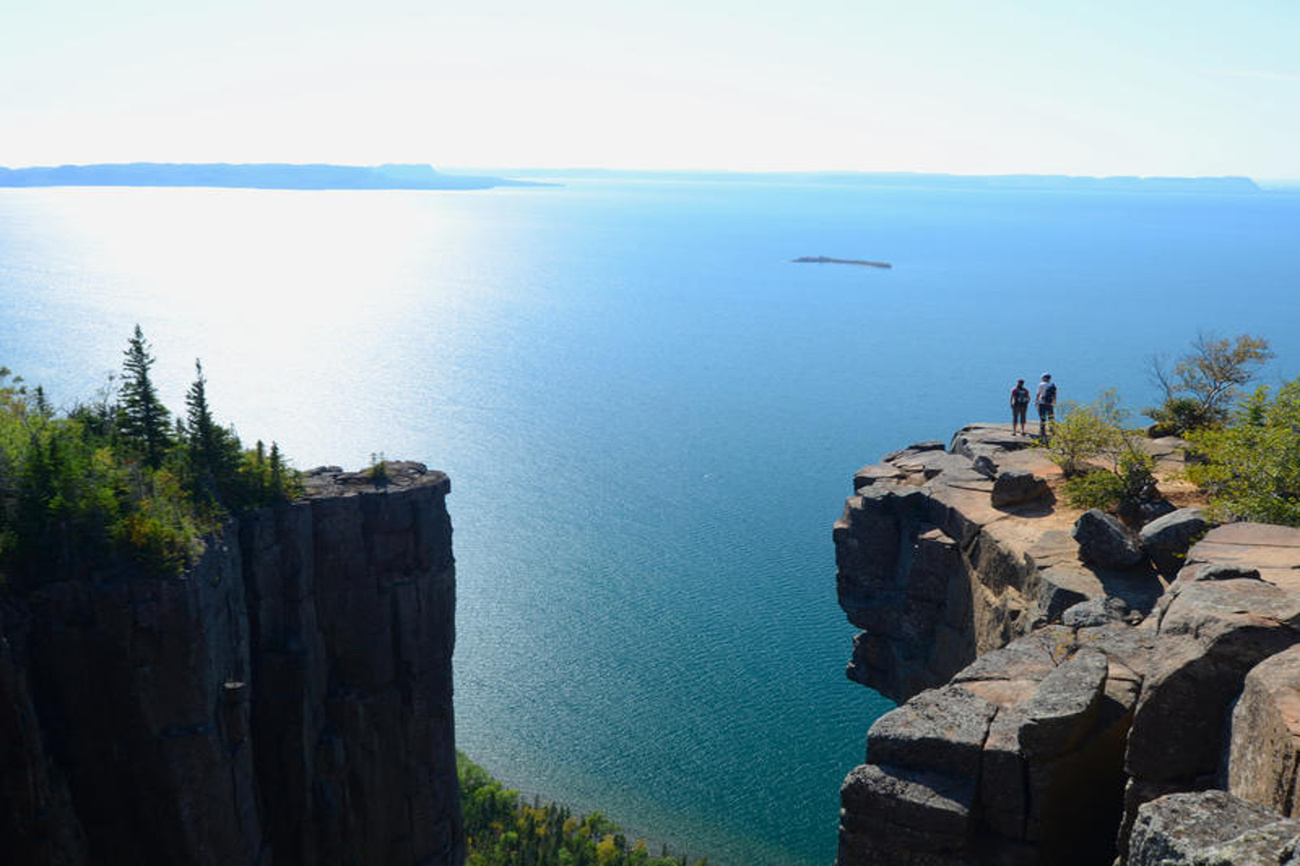 This park in Ontario comes with sky-high cliffs