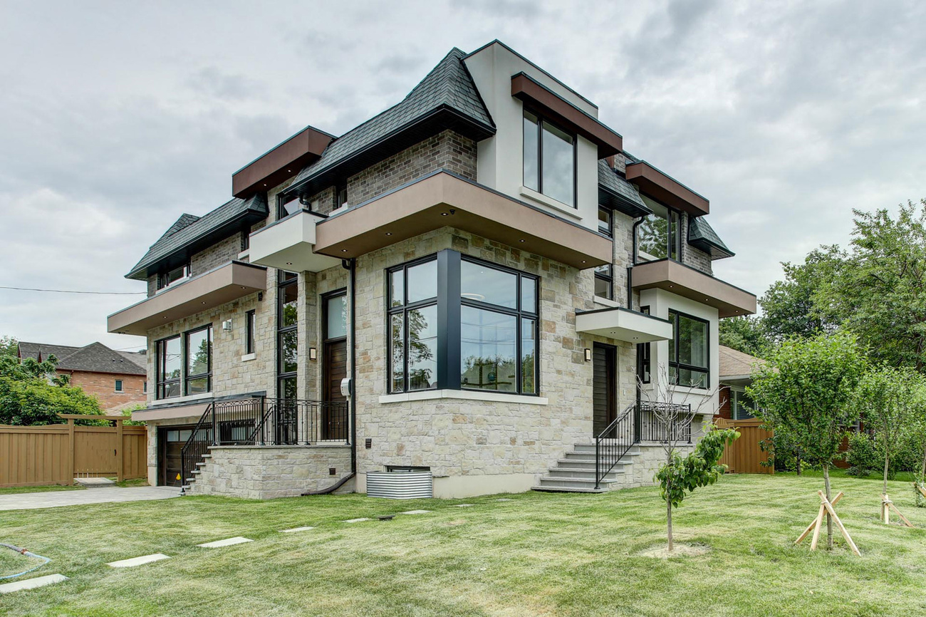 This is what a $4 million house looks like in Toronto vs other cities