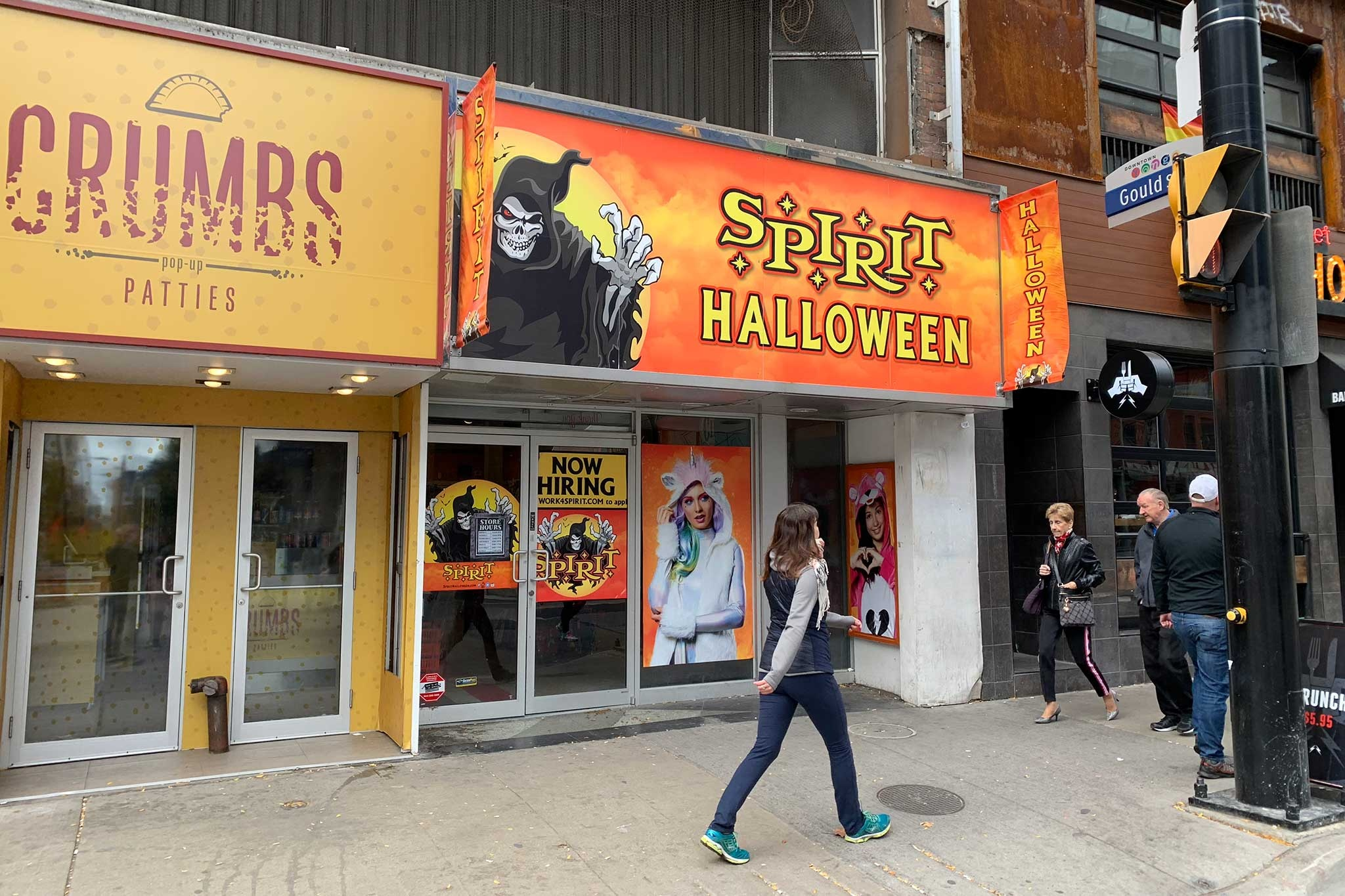 spirit halloween puts the hurt on toronto costume stores