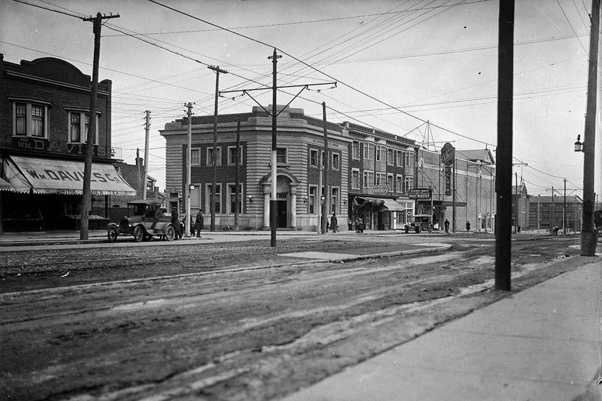 St Clair Avenue