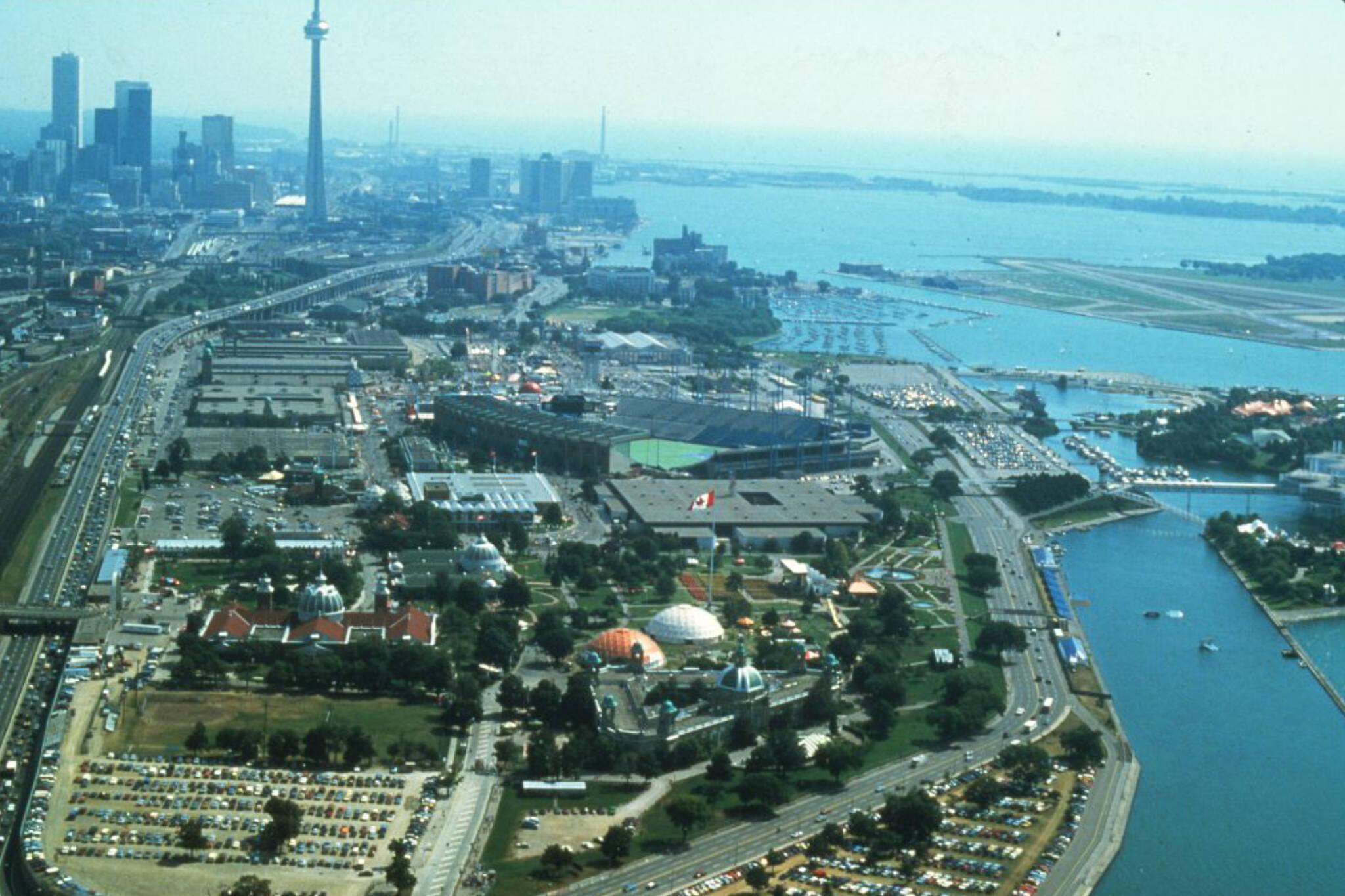 Aerial Photos Toronto