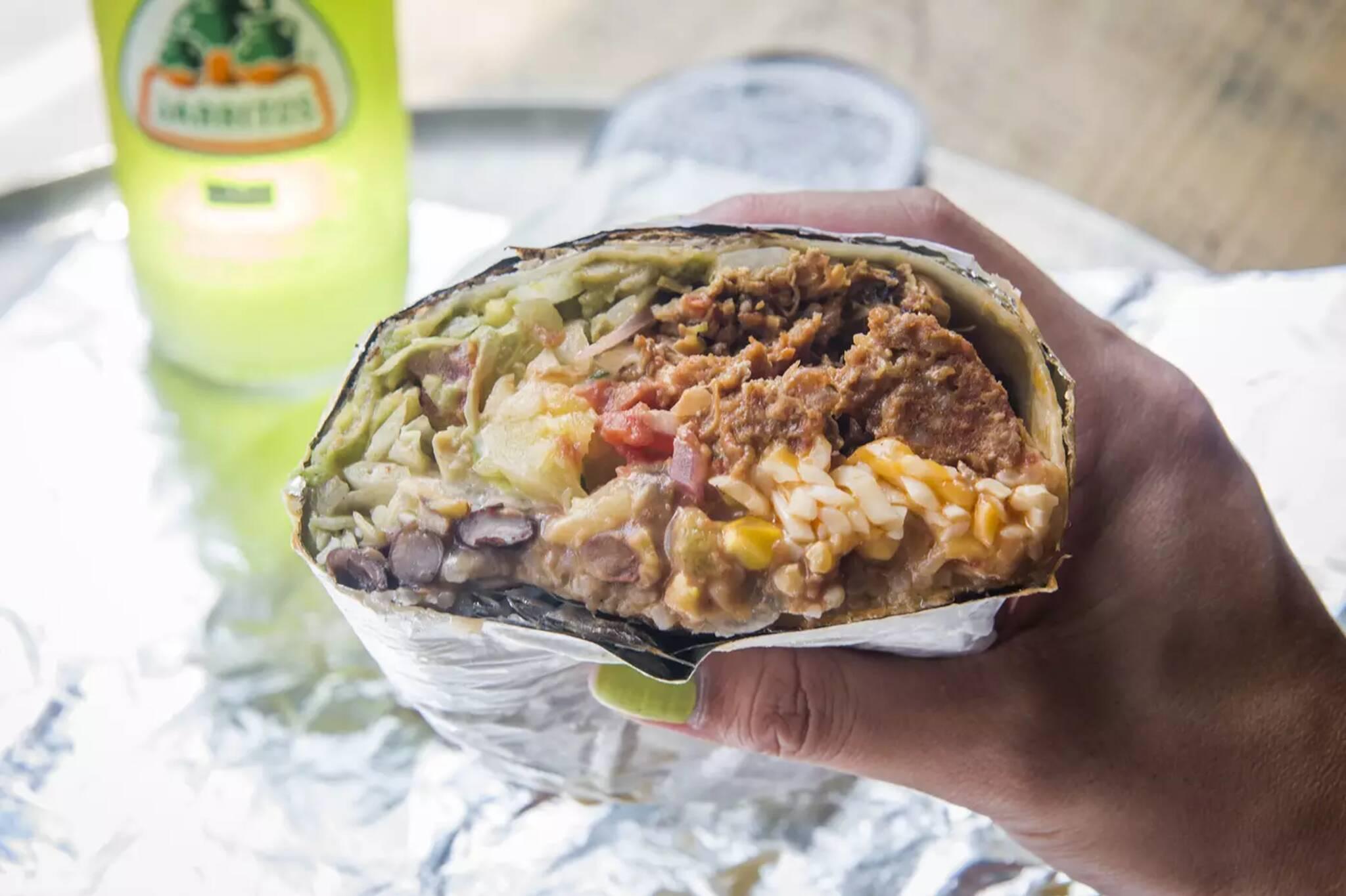 toronto burritos