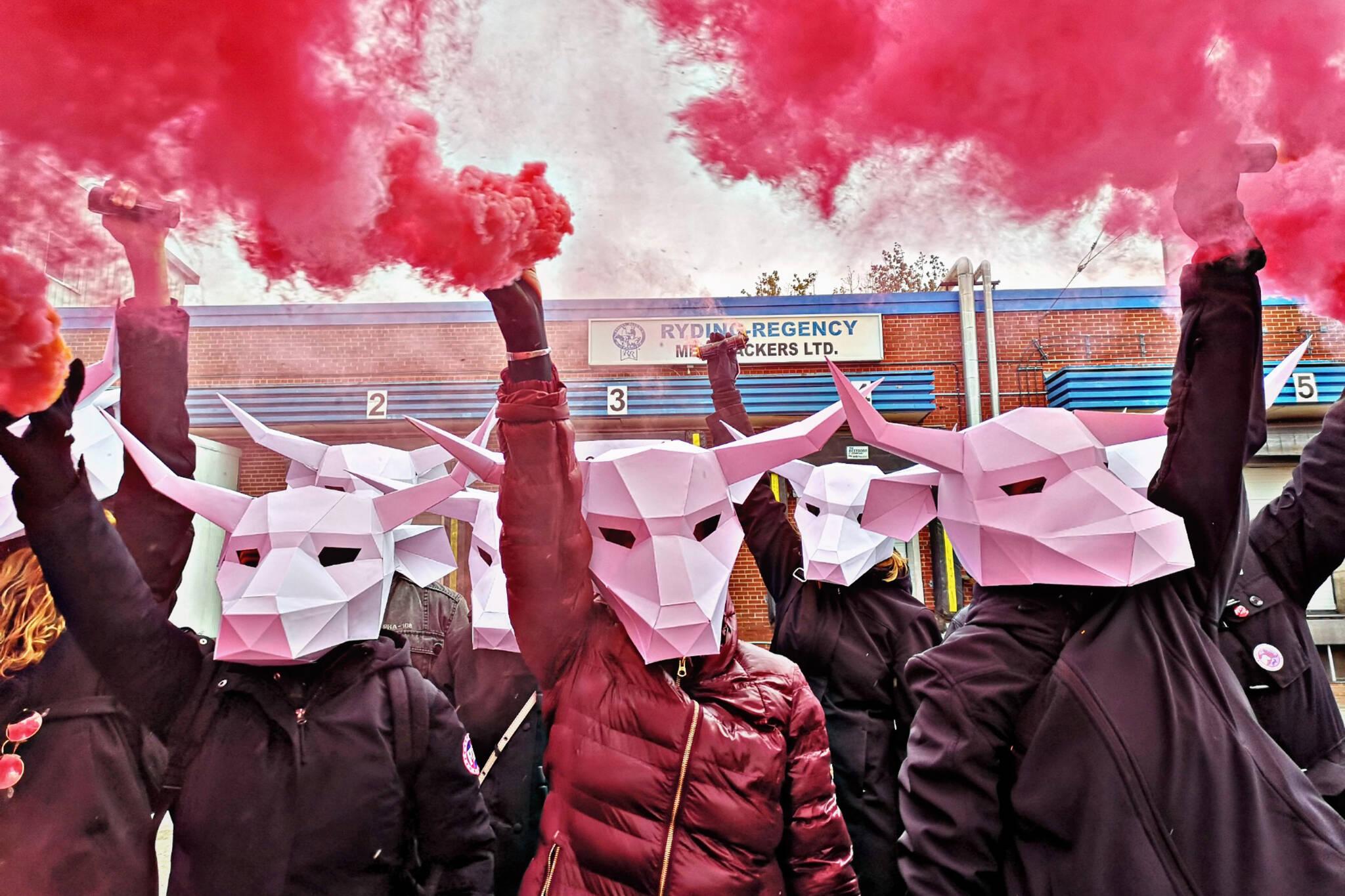 Ryding Regency Protest