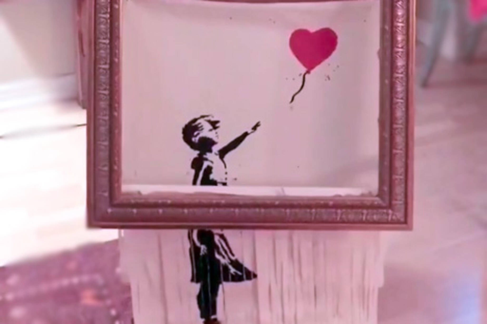 banksy self destruct costume
