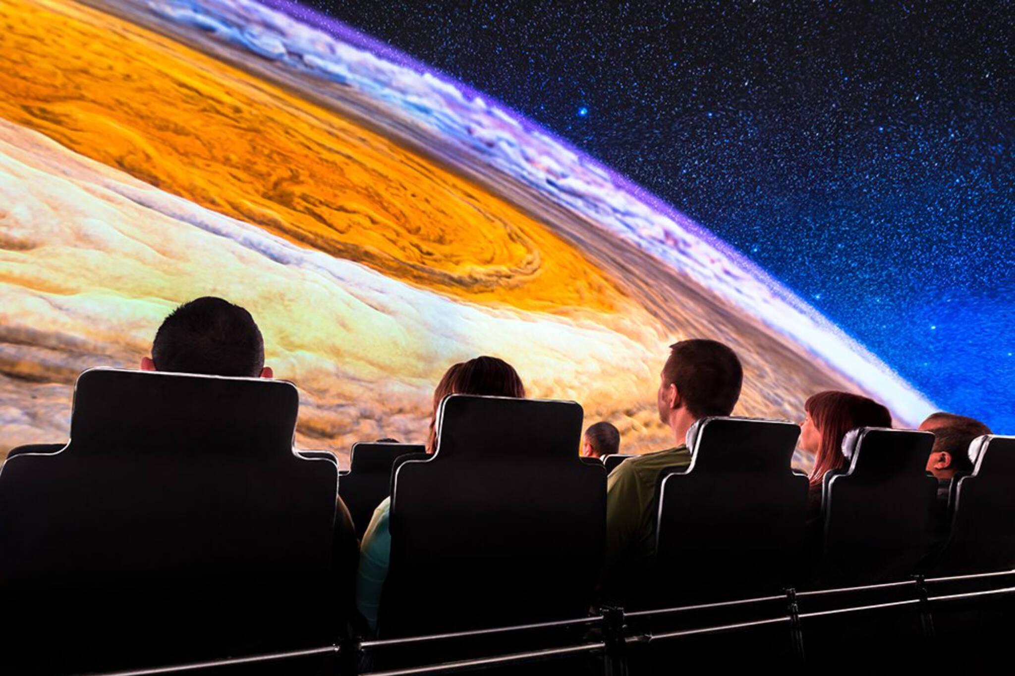 toronto planetarium