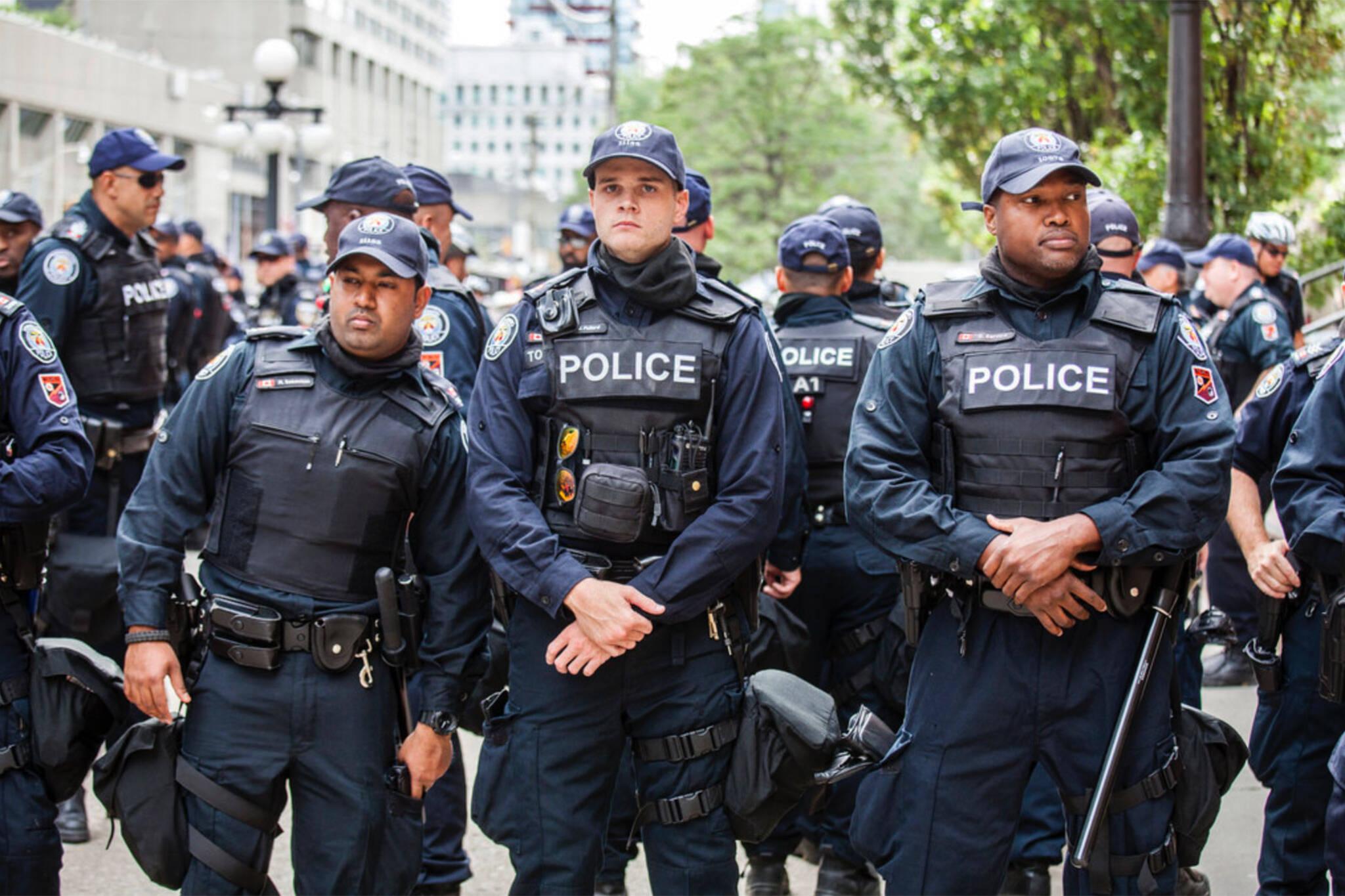 toronto police cannabis