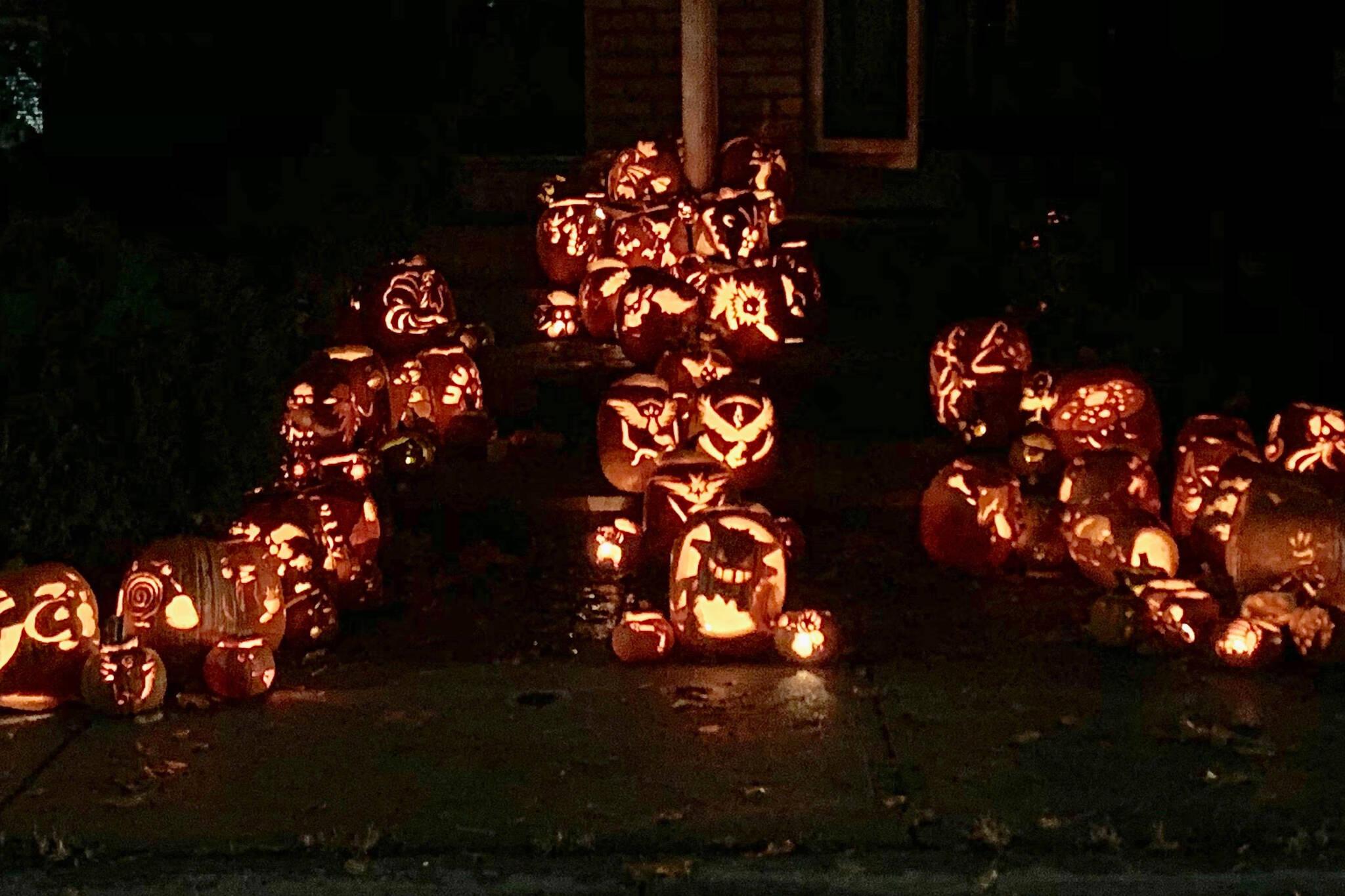 pokemon pumpkins toronto