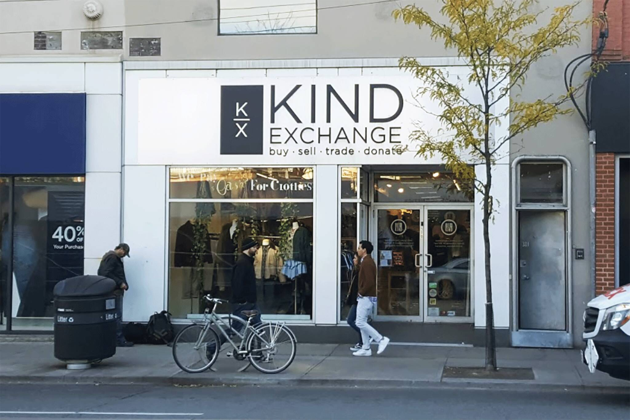 kind exchange