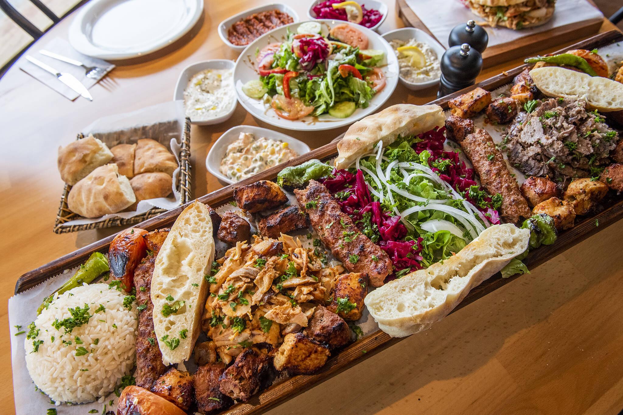 Turkish Restaurants Toronto