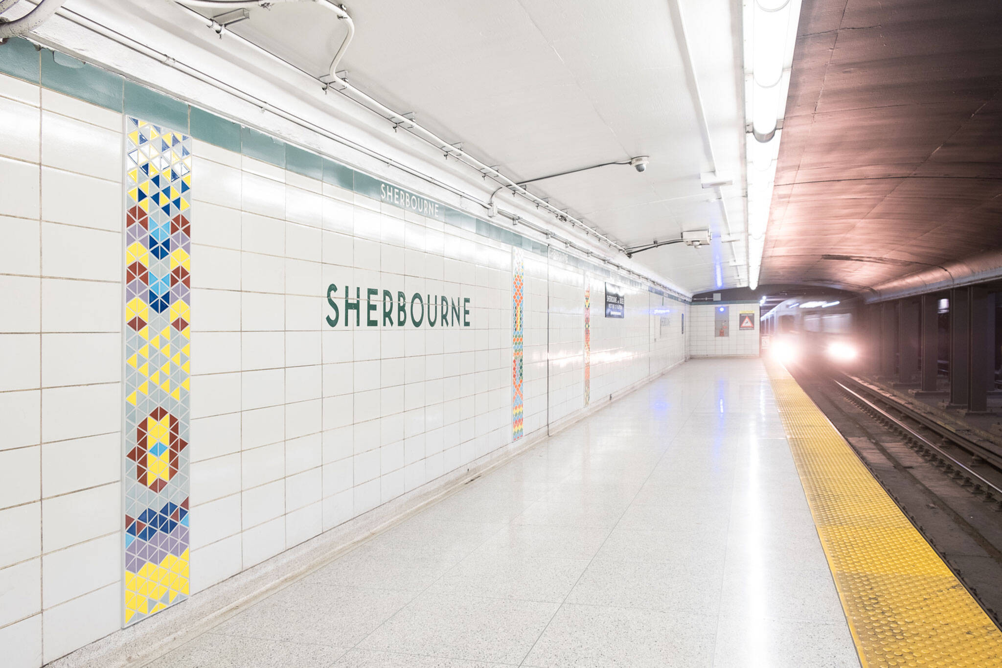 sherbourne station toronto