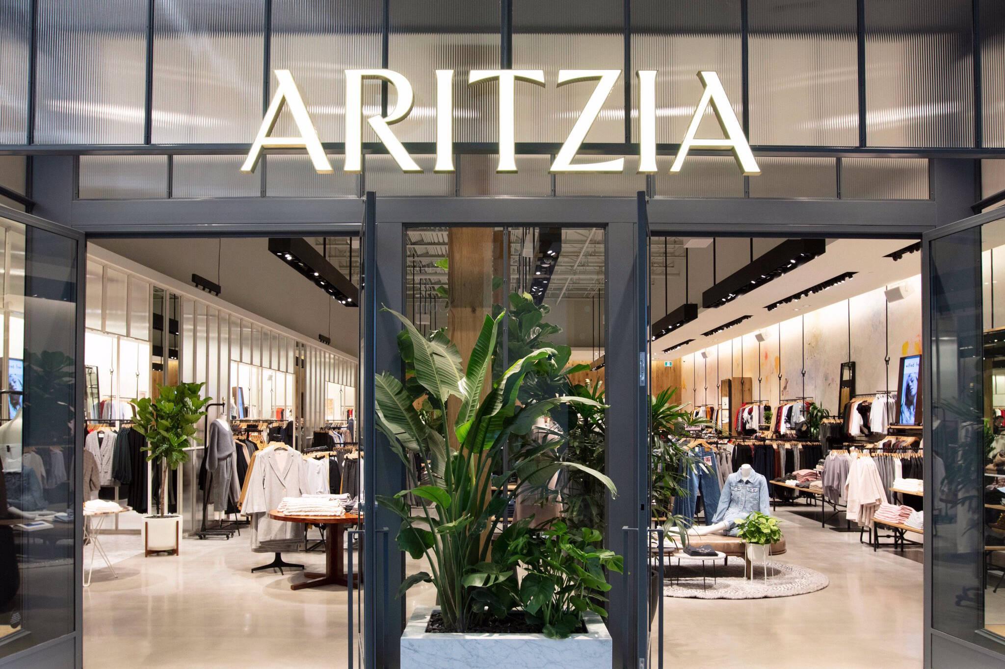 aritzia outlet toronto