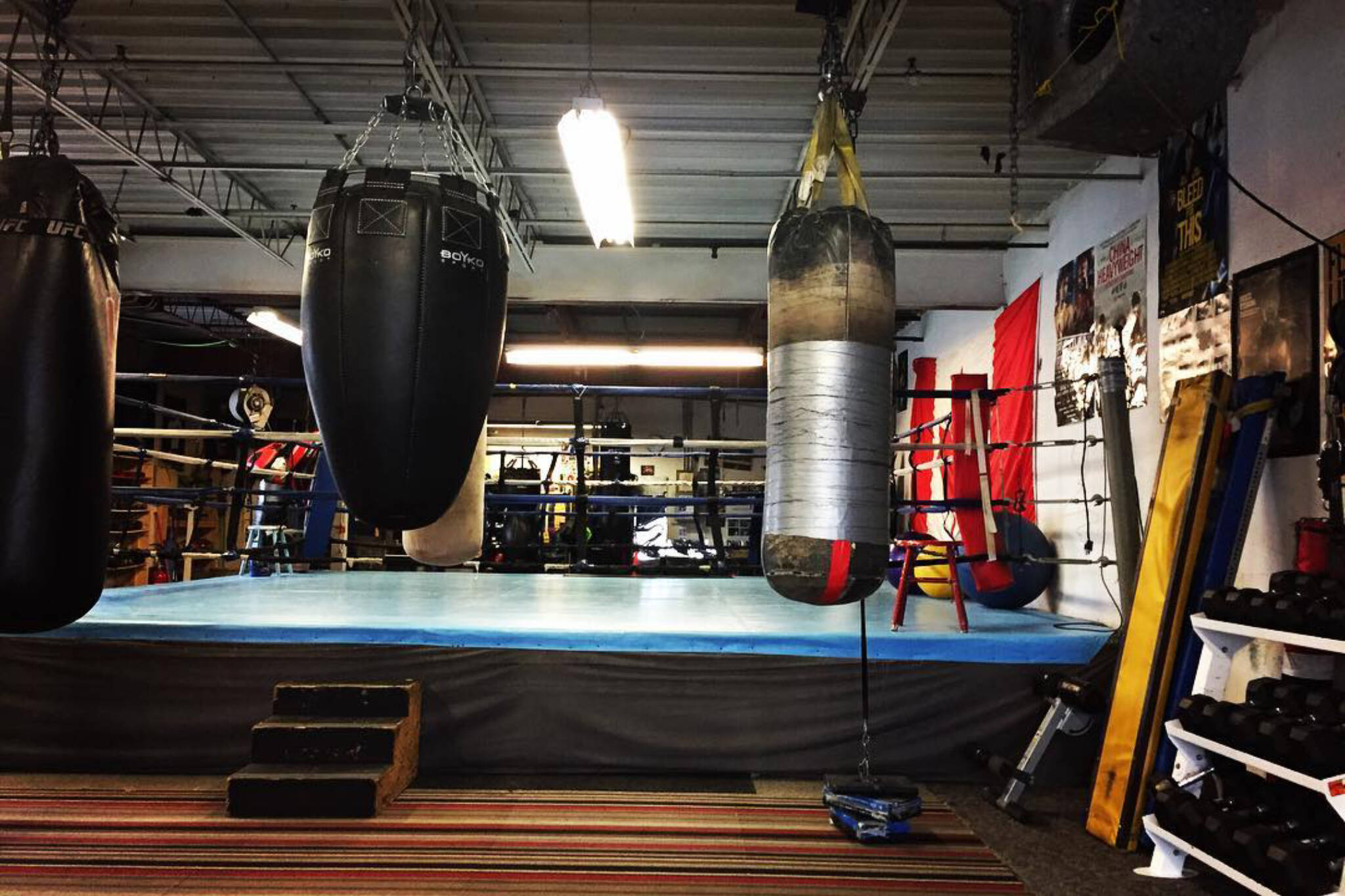 sullys boxing club