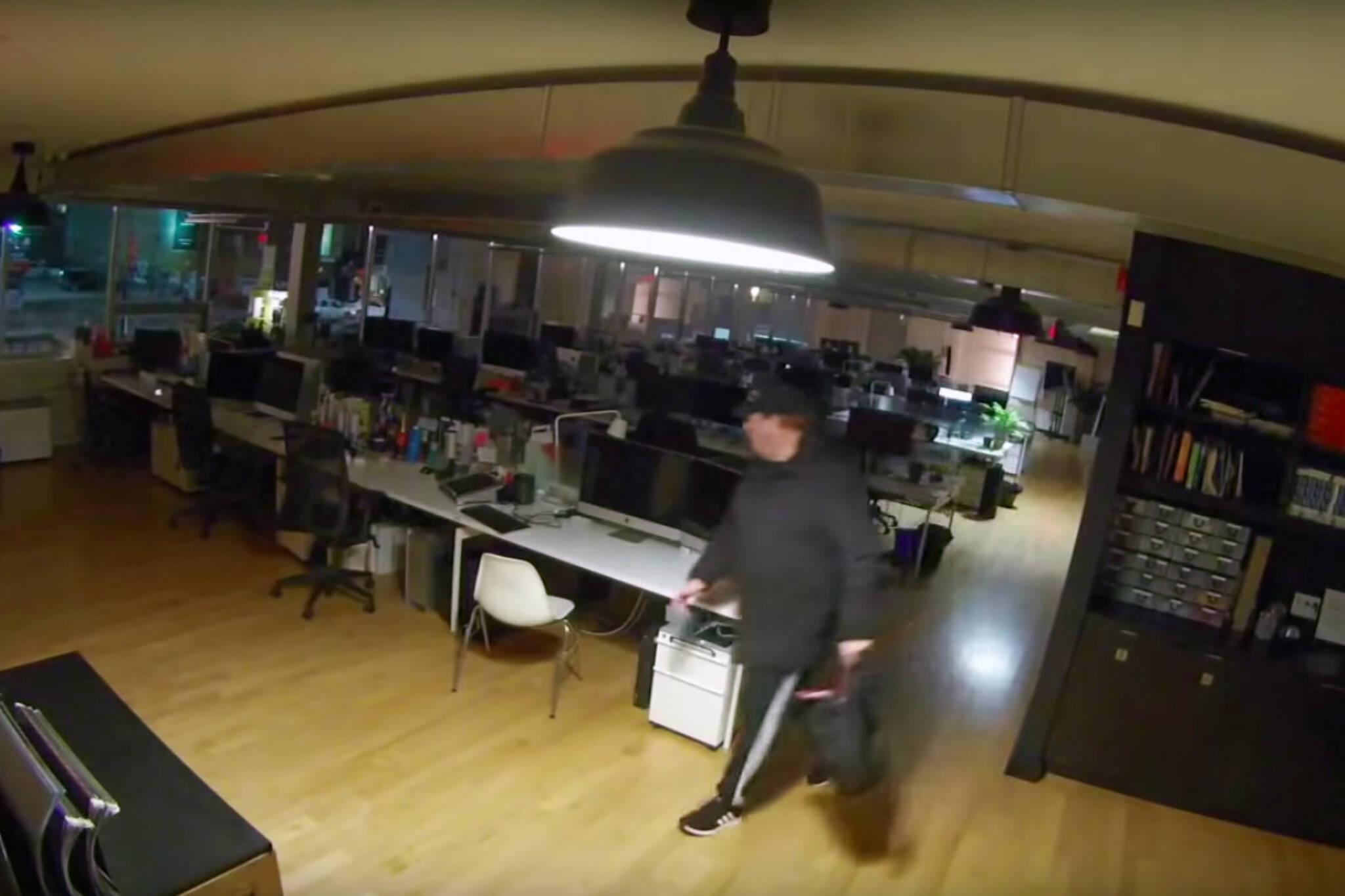 toronto burglary