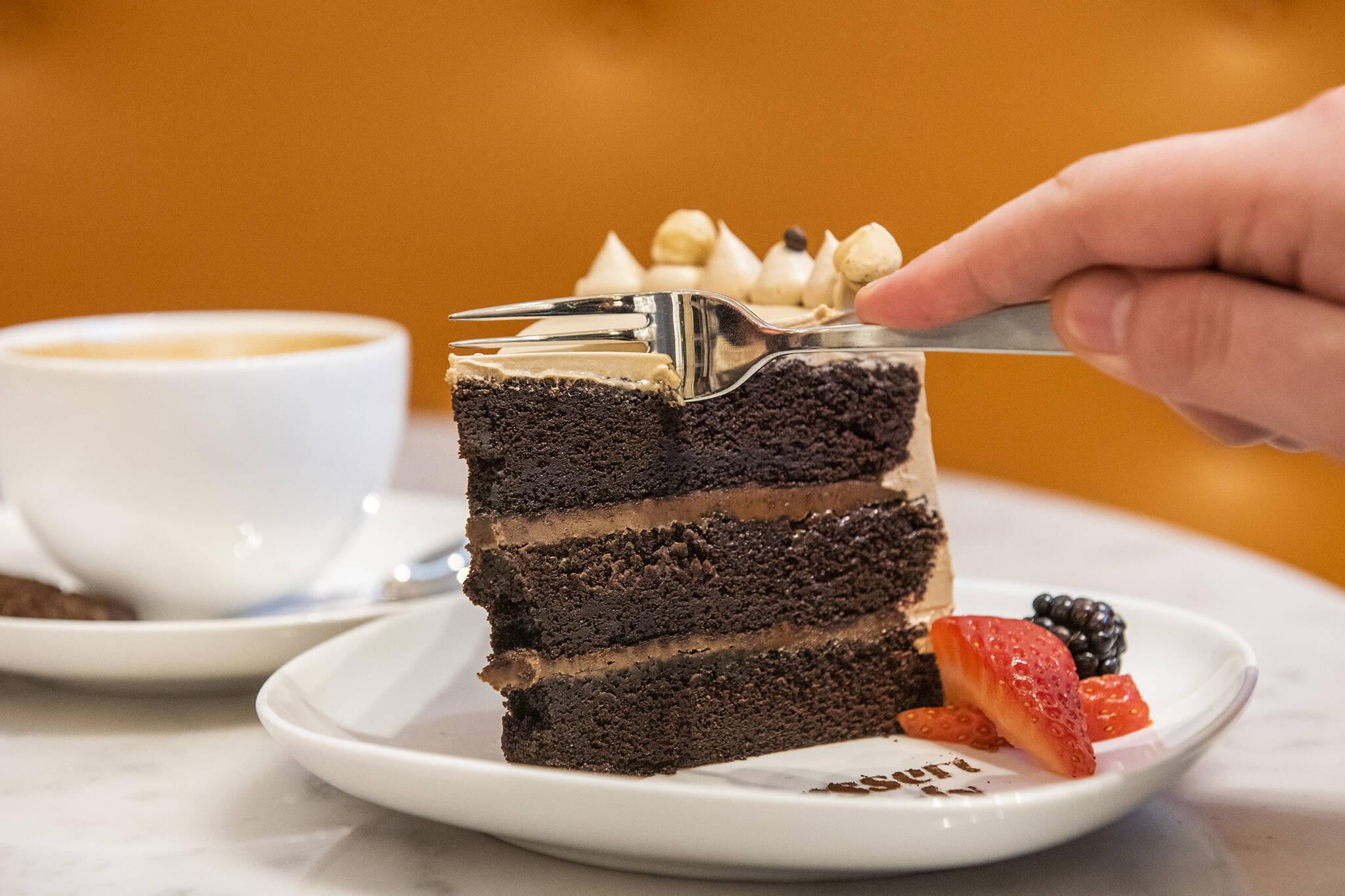 dessert lady toronto