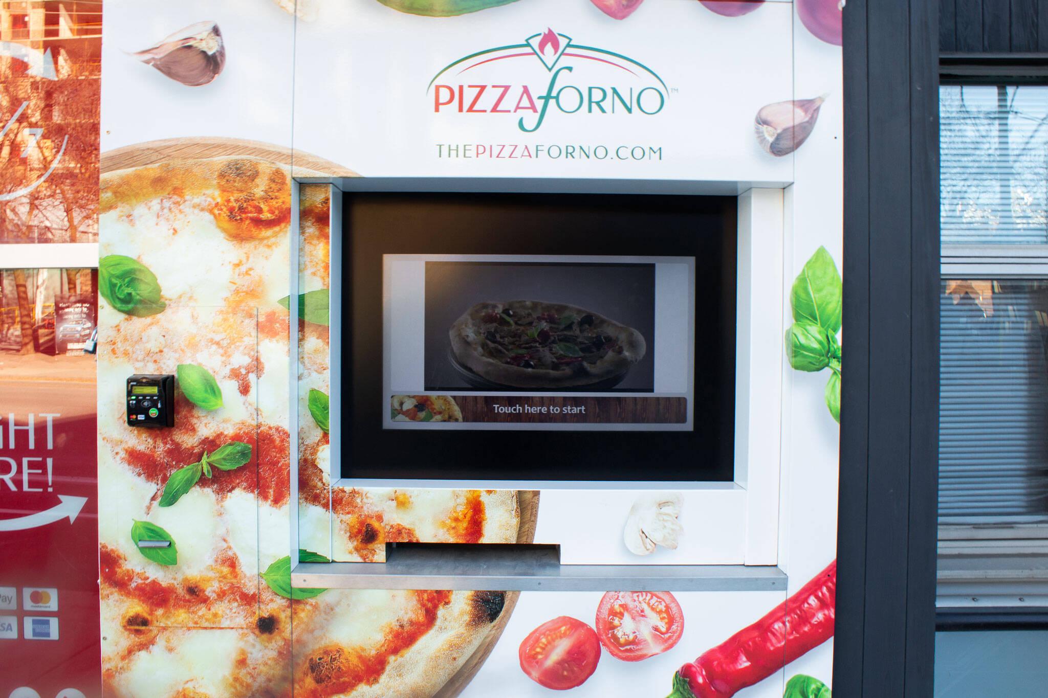 pizza forno toronto