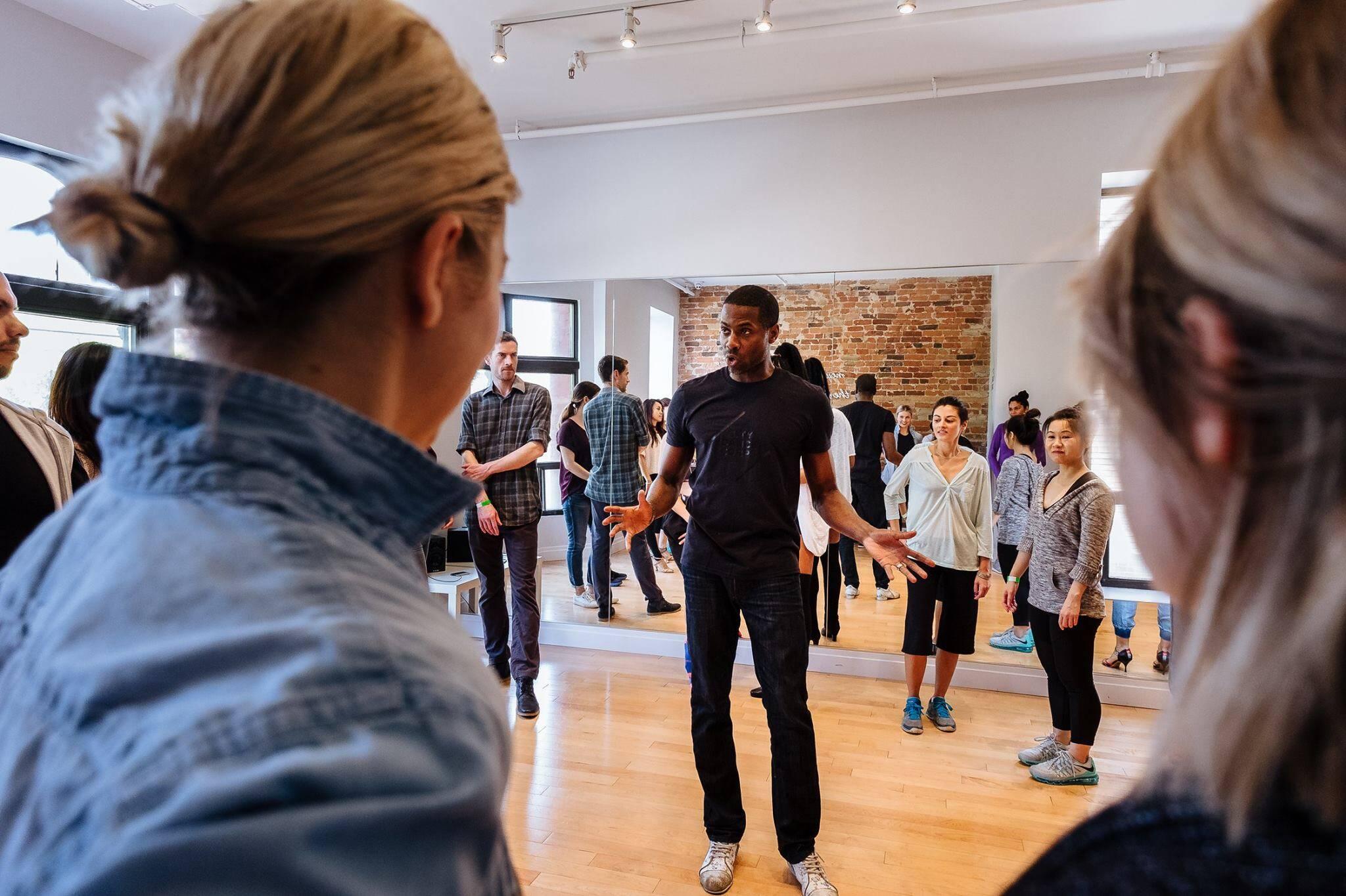 dance classes toronto