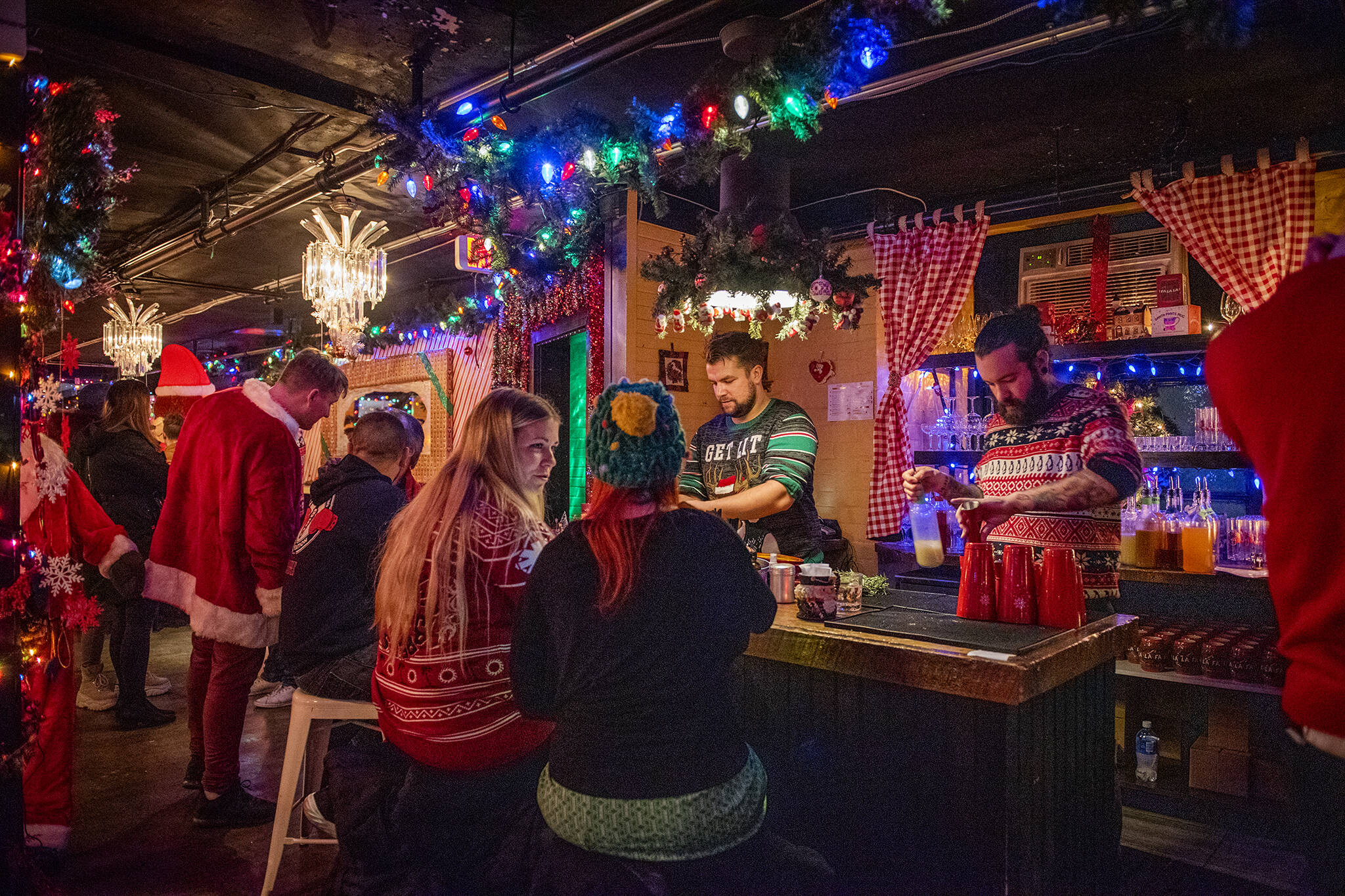 christmas bar toronto