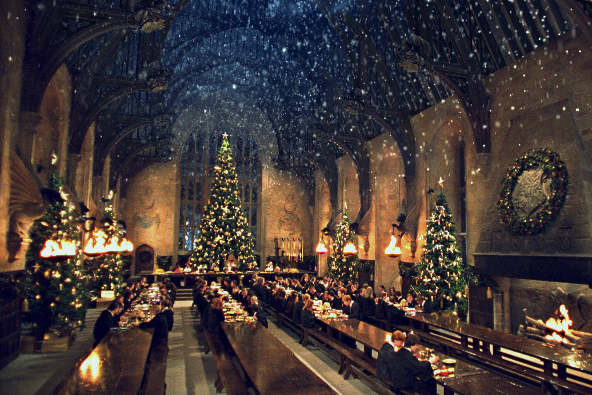 Harry Potter Christmas toronto