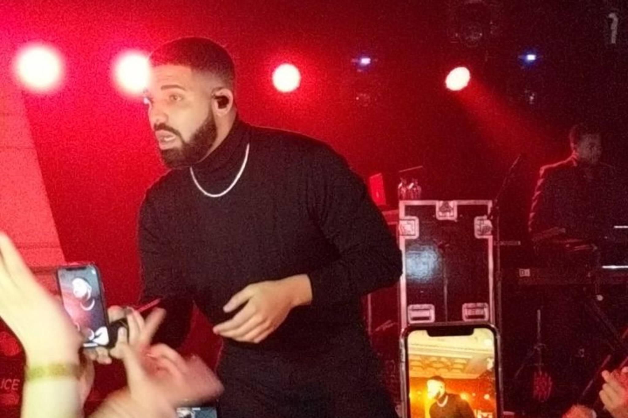 Drake Apres Noir