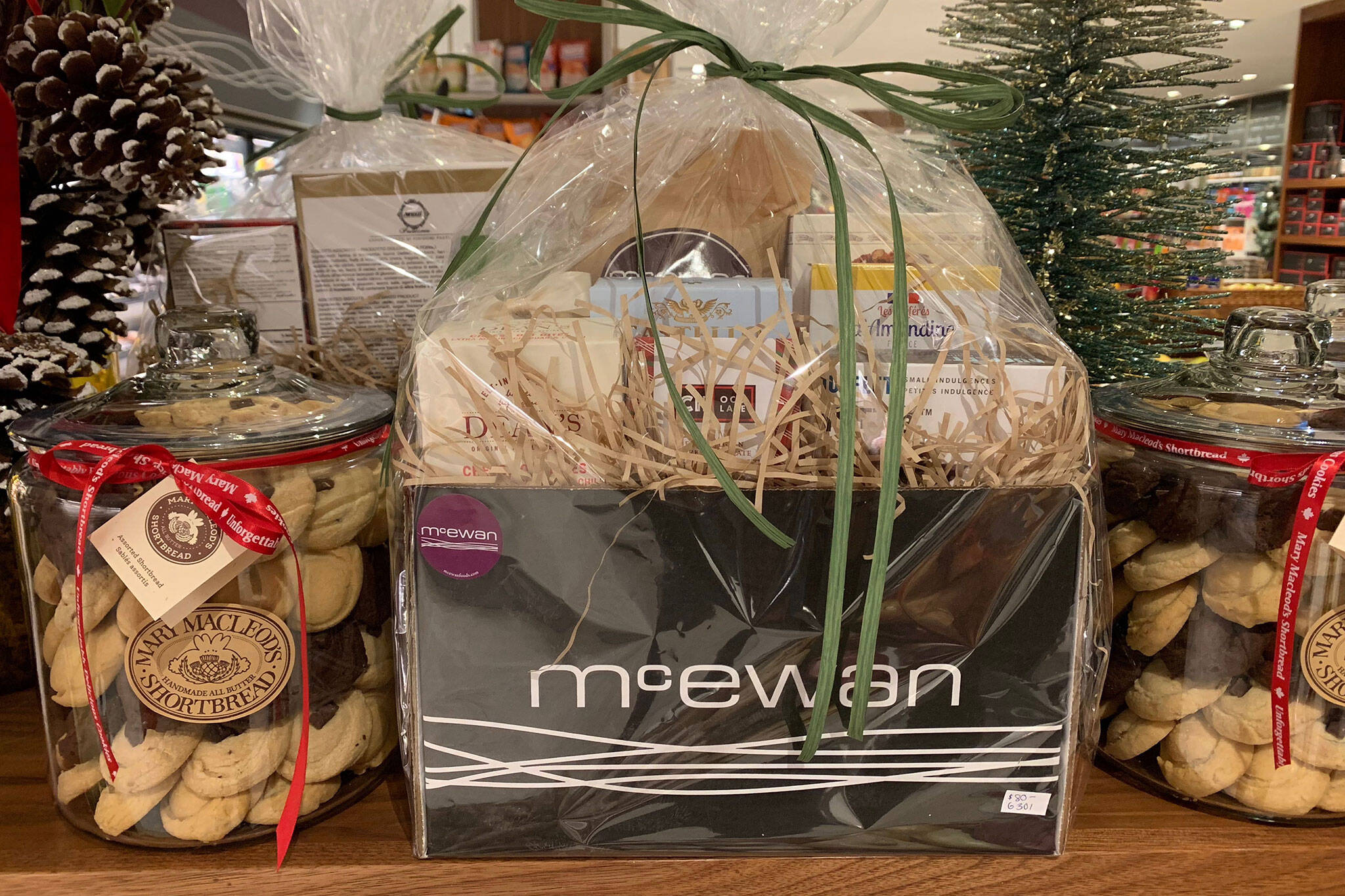 gourmet gift baskets in Toronto