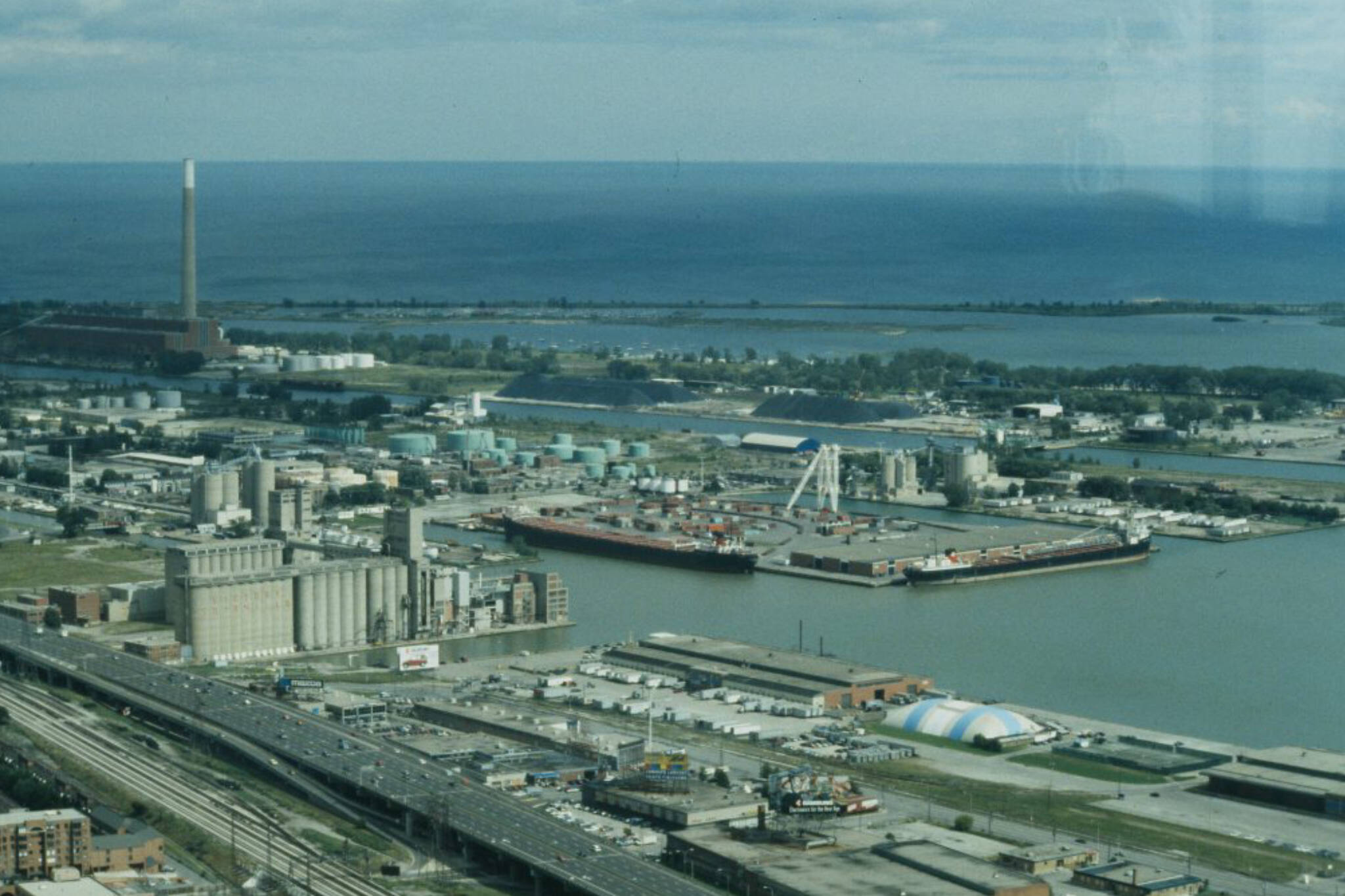 Port Lands Toronto History