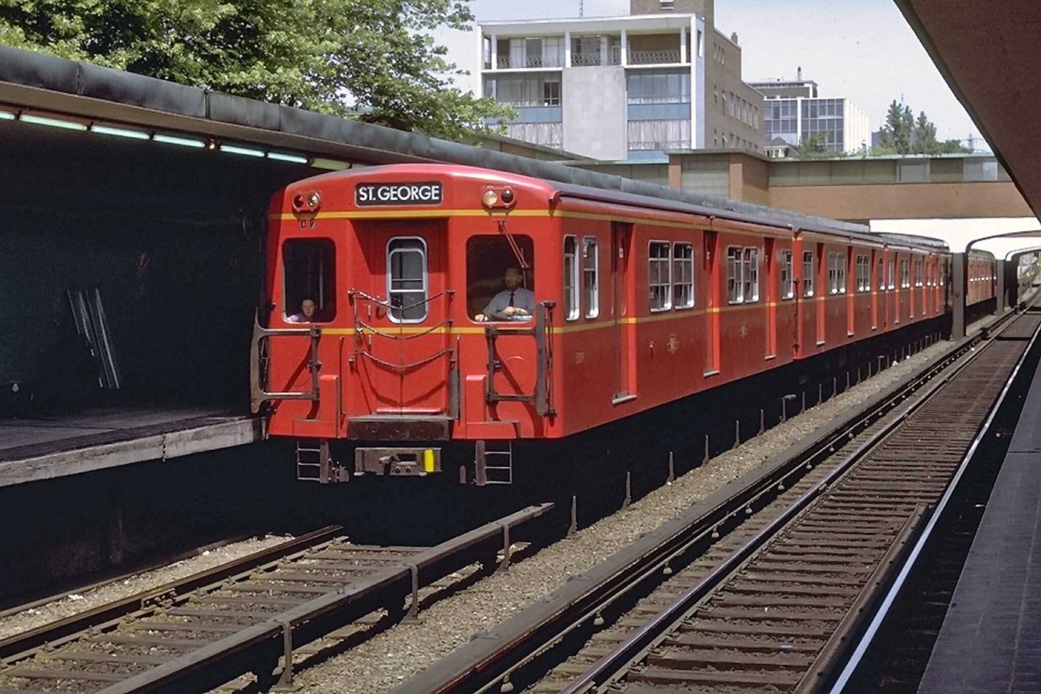 TTC subway history
