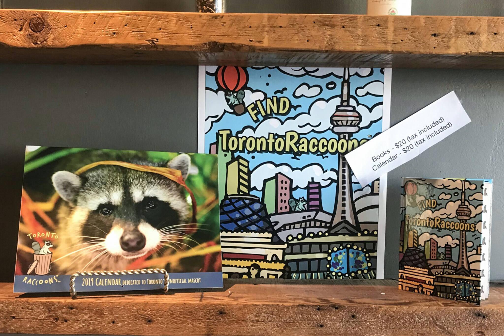 Toronto Raccoons book