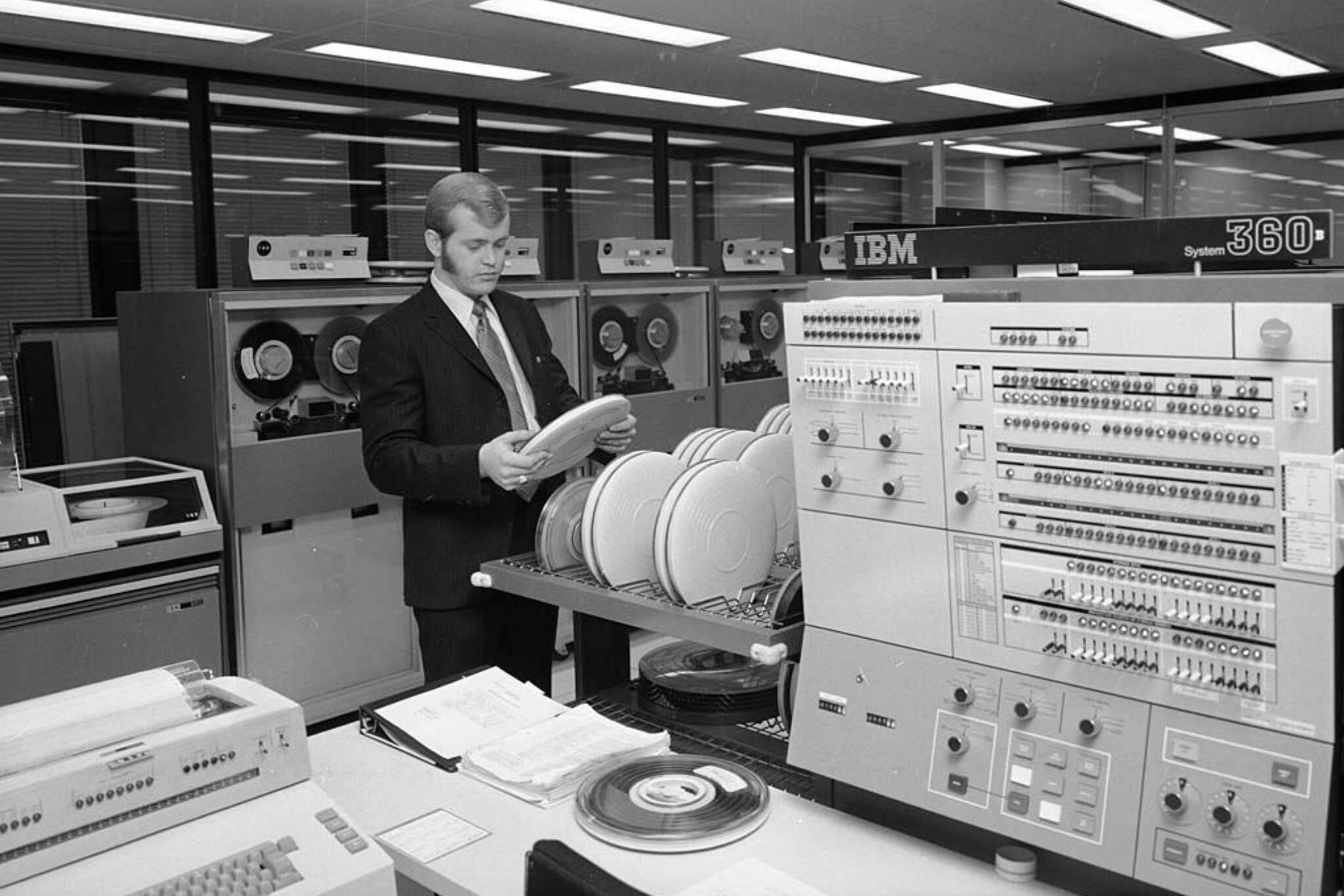 多伦多老式电脑公司