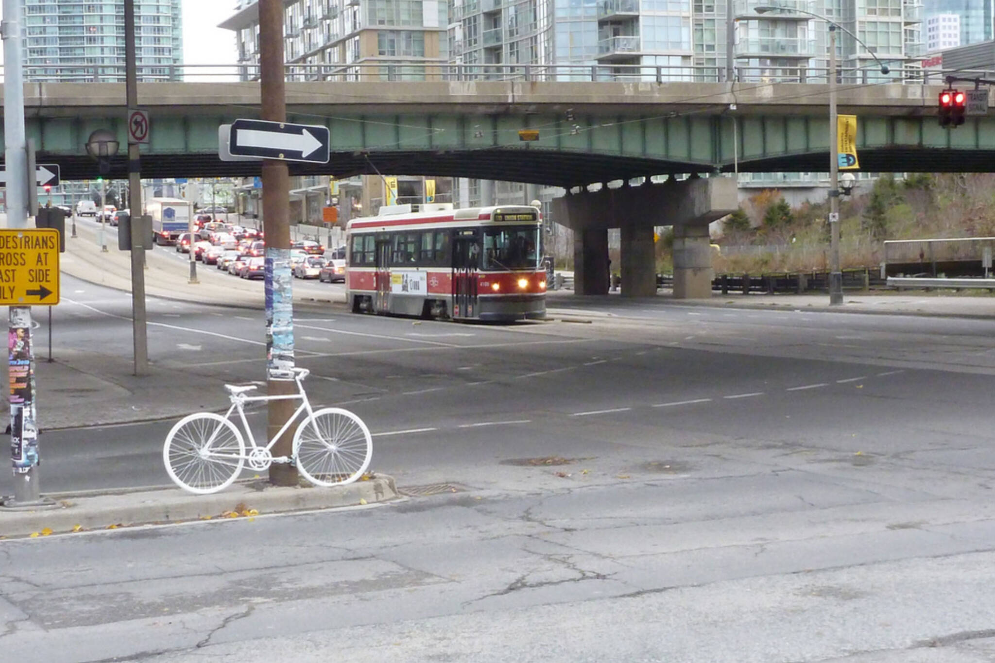 toronto cycling deaths