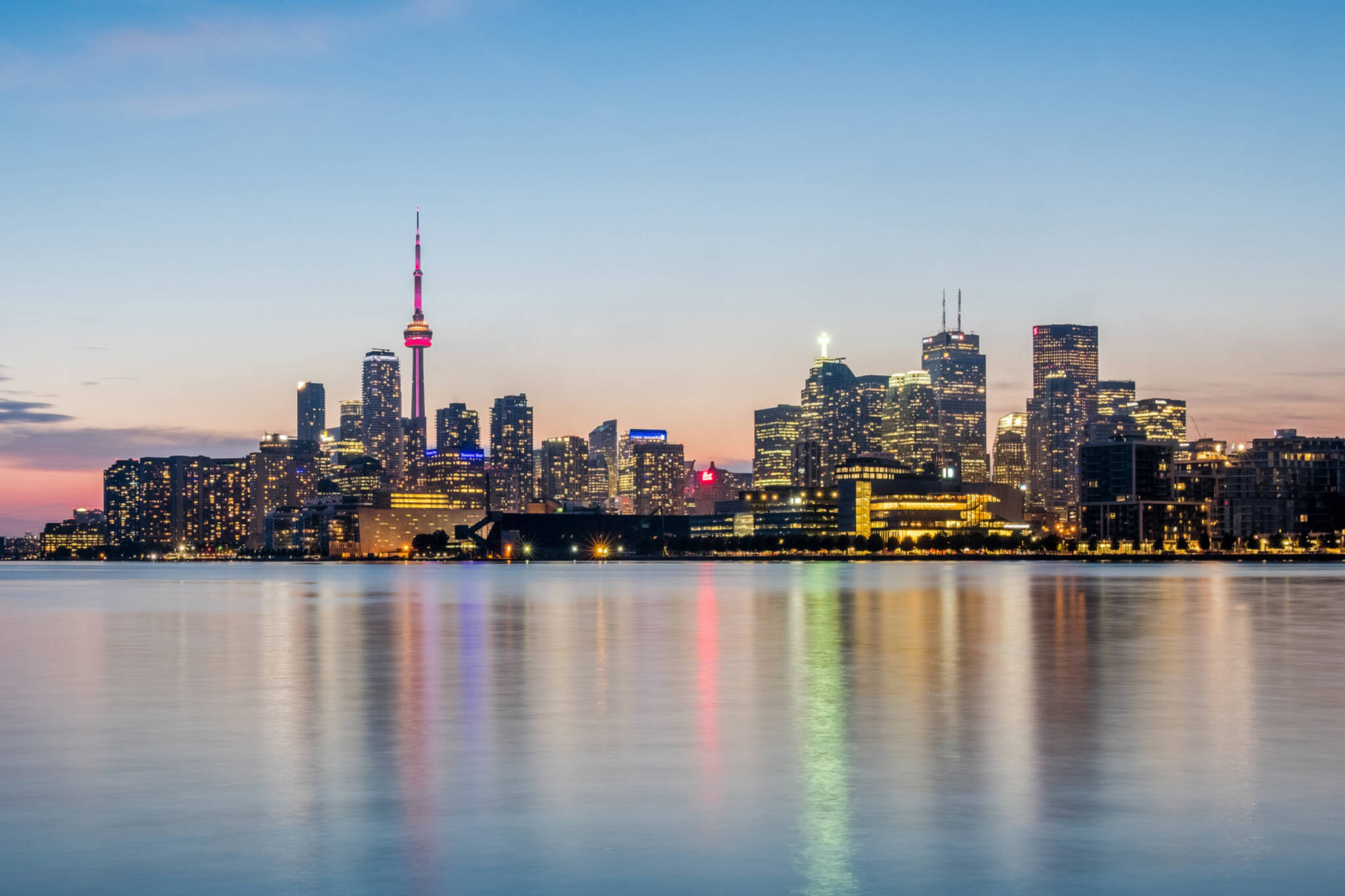 toronto travel leisure ranking