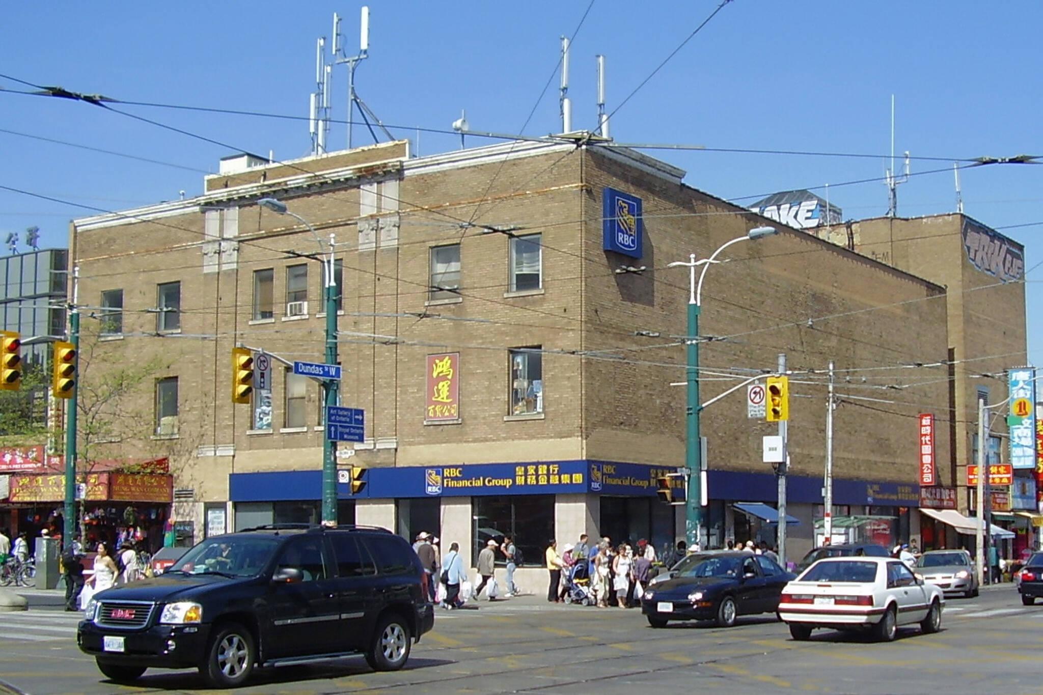 Victory Theatre Toronto