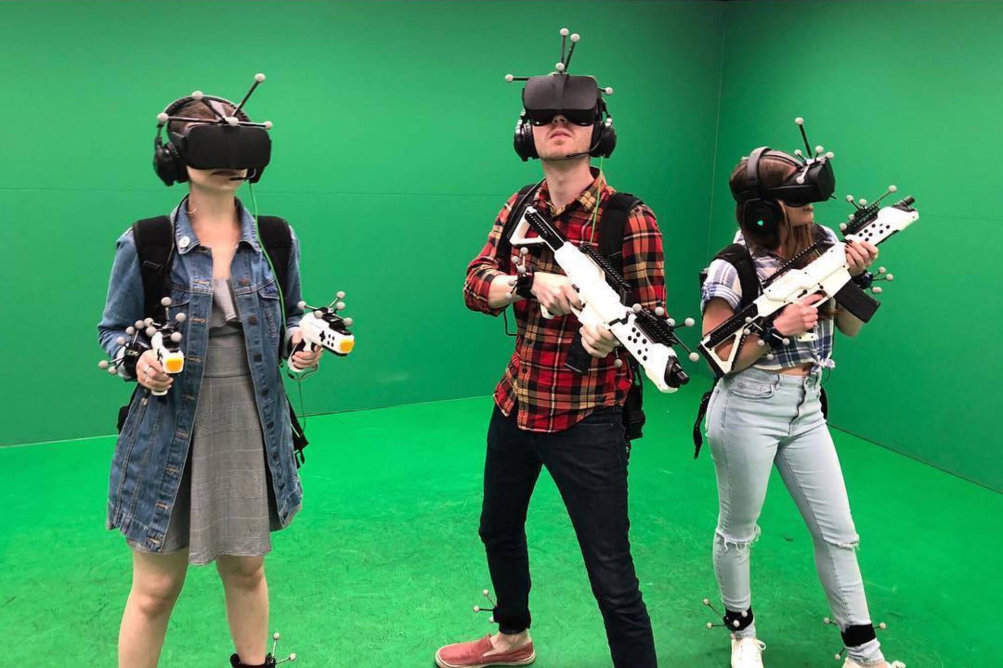 IMAX VR关闭