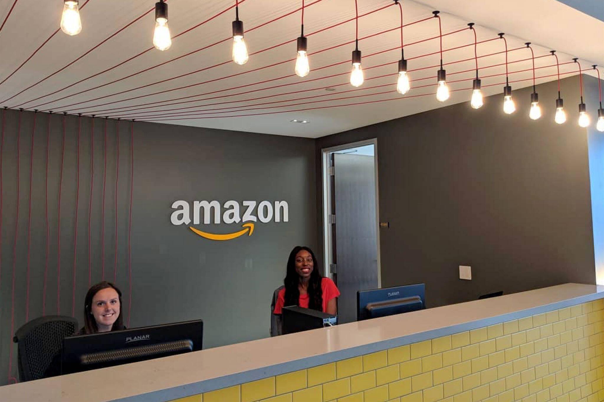 Amazon Toronto jobs
