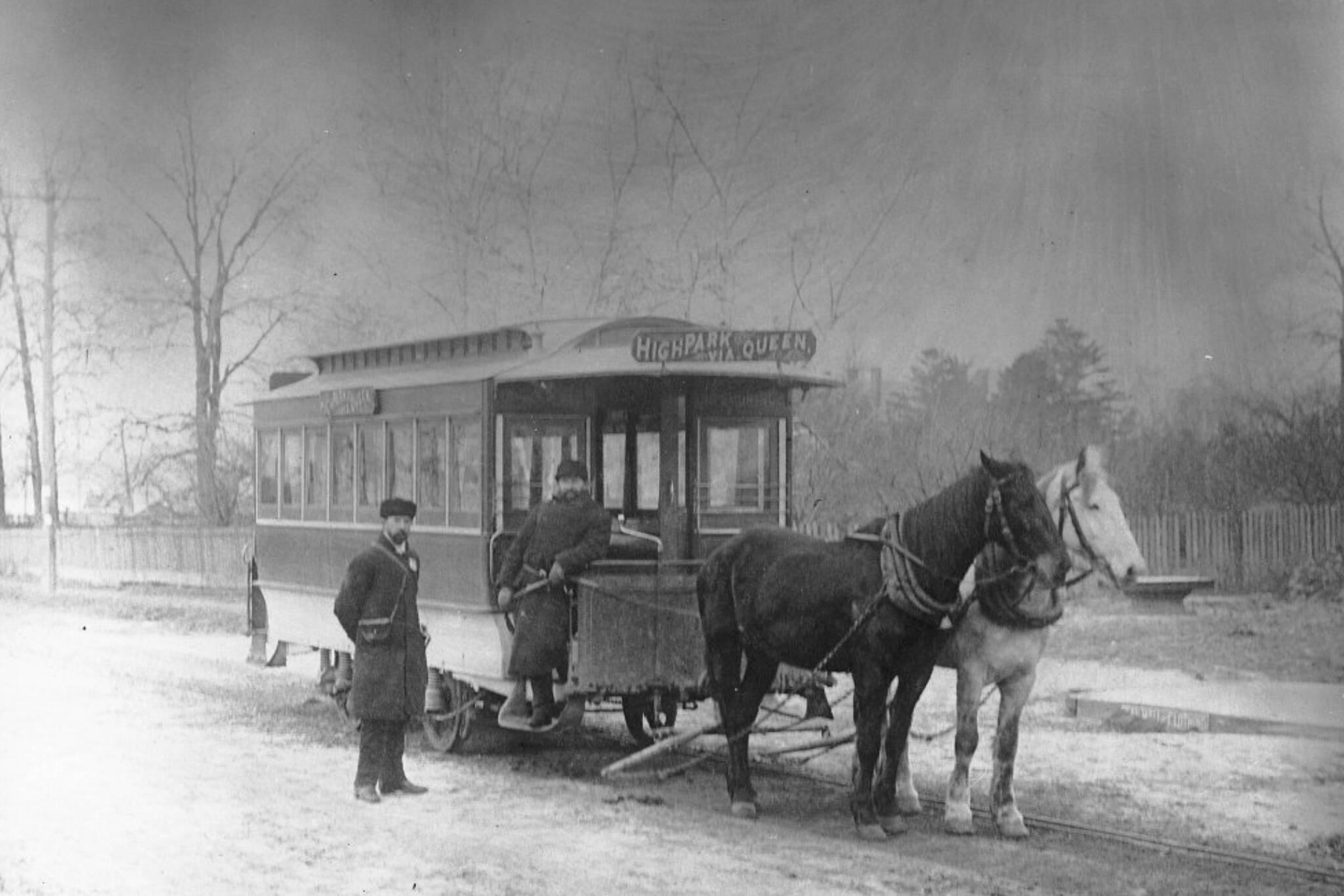 Toronto 1880s photos