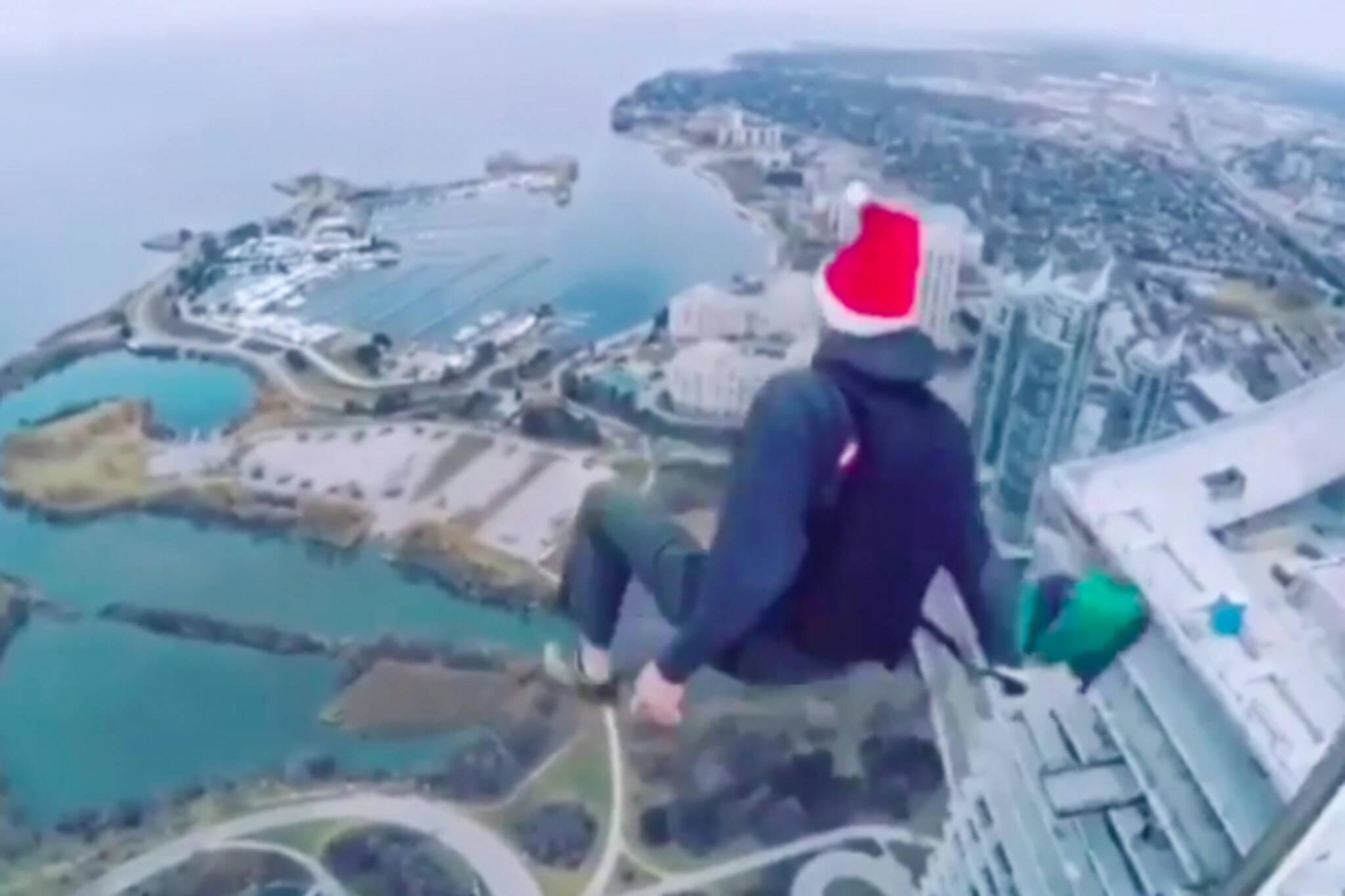 base jumping toronto