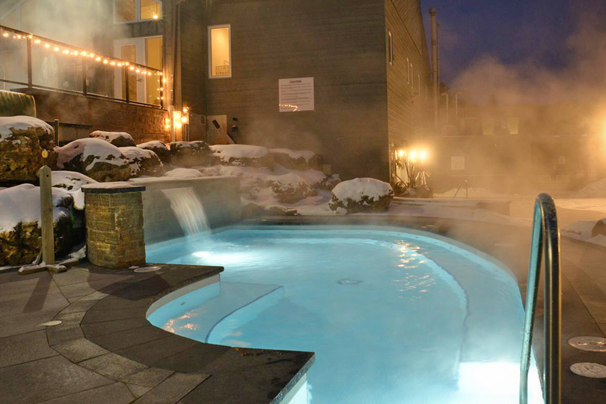 hot springs toronto